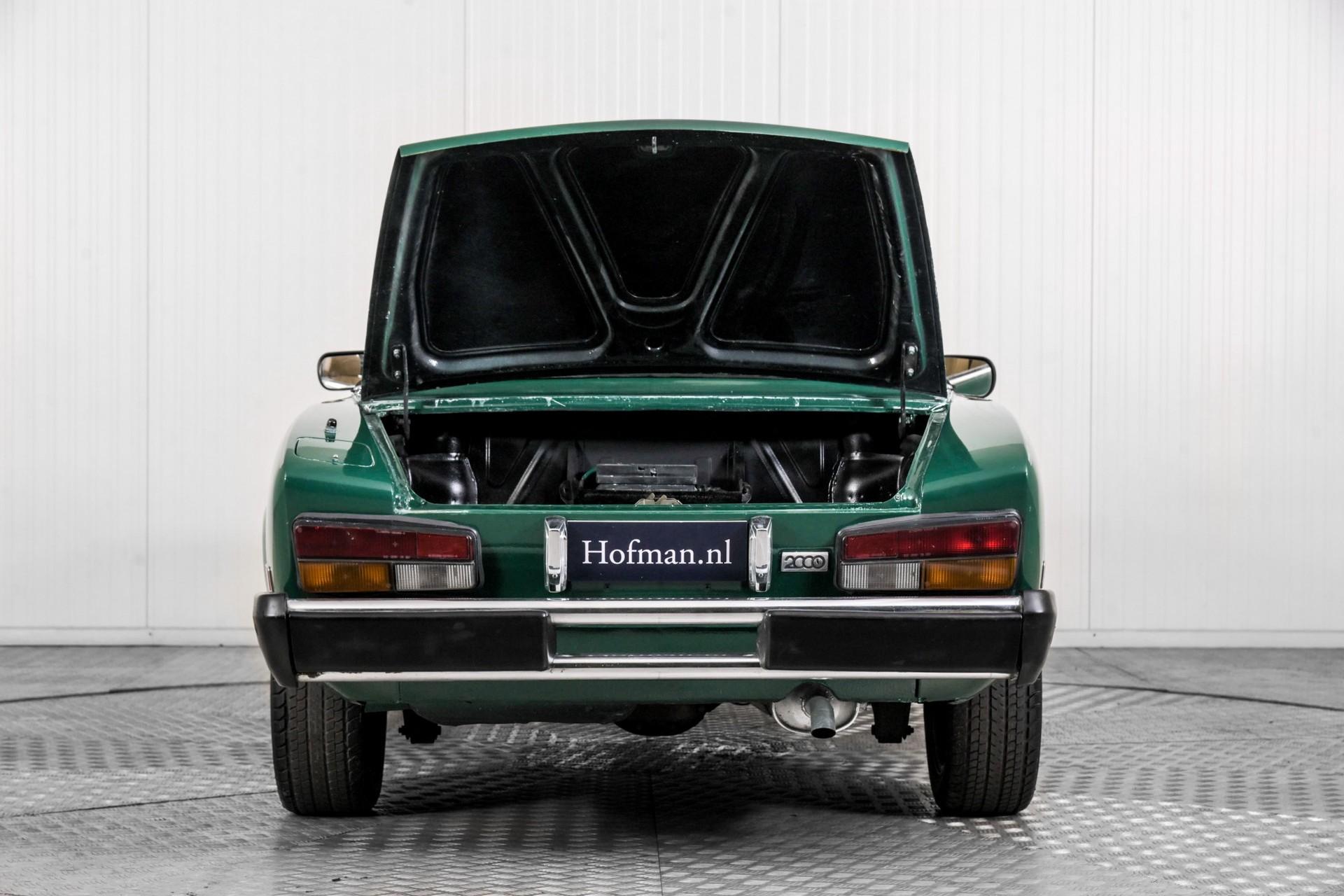 Fiat 124 Spider 2000 Foto 54