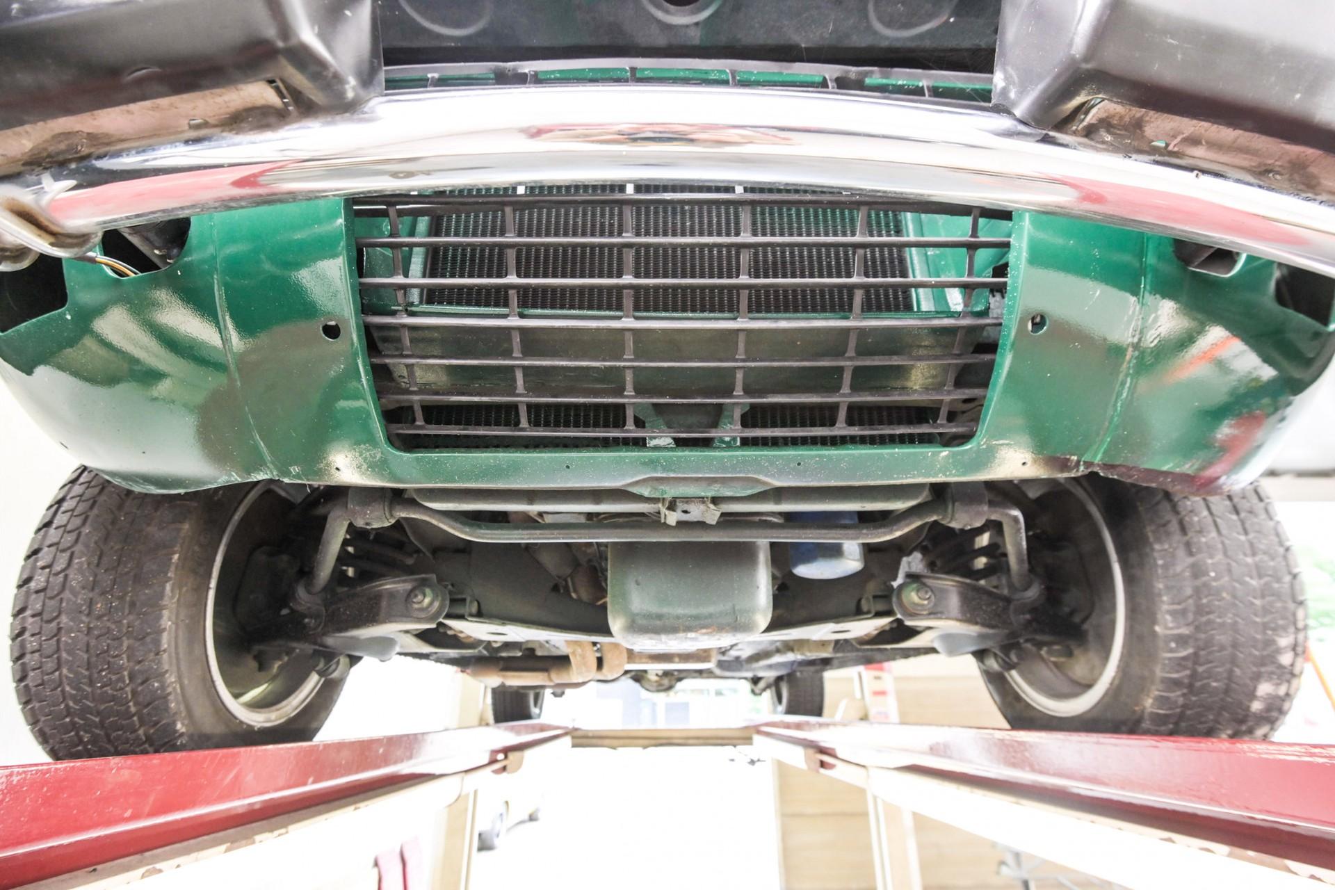 Fiat 124 Spider 2000 Foto 74