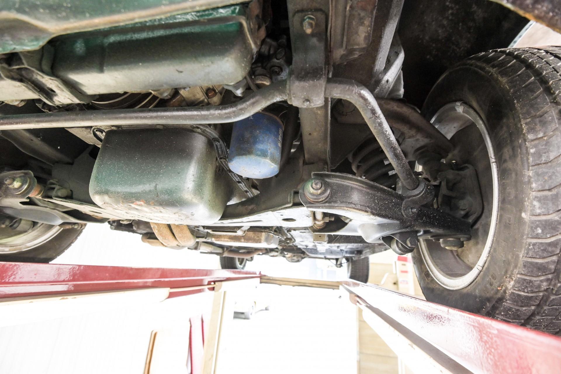 Fiat 124 Spider 2000 Foto 76