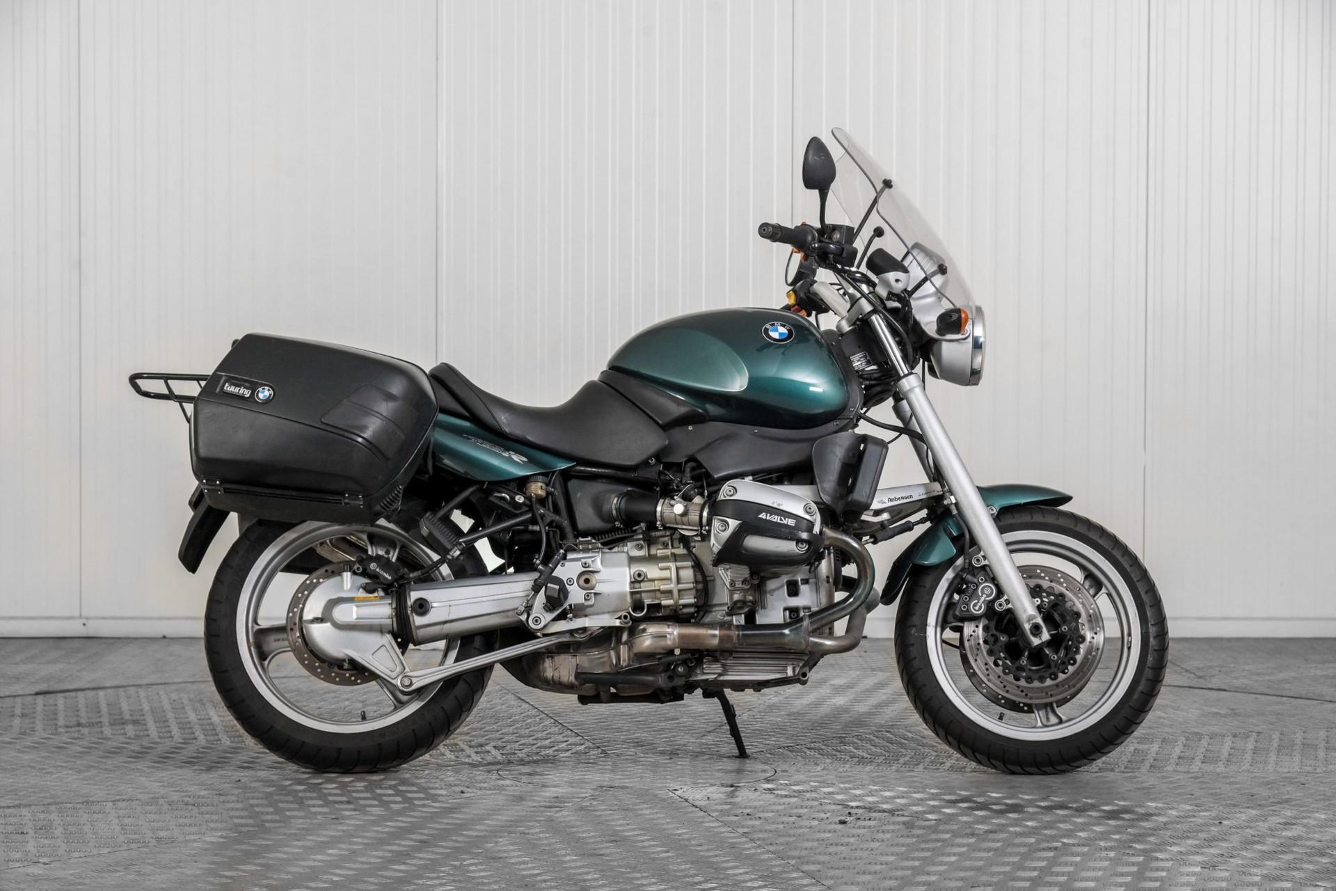 BMW  R 850 R Foto 13