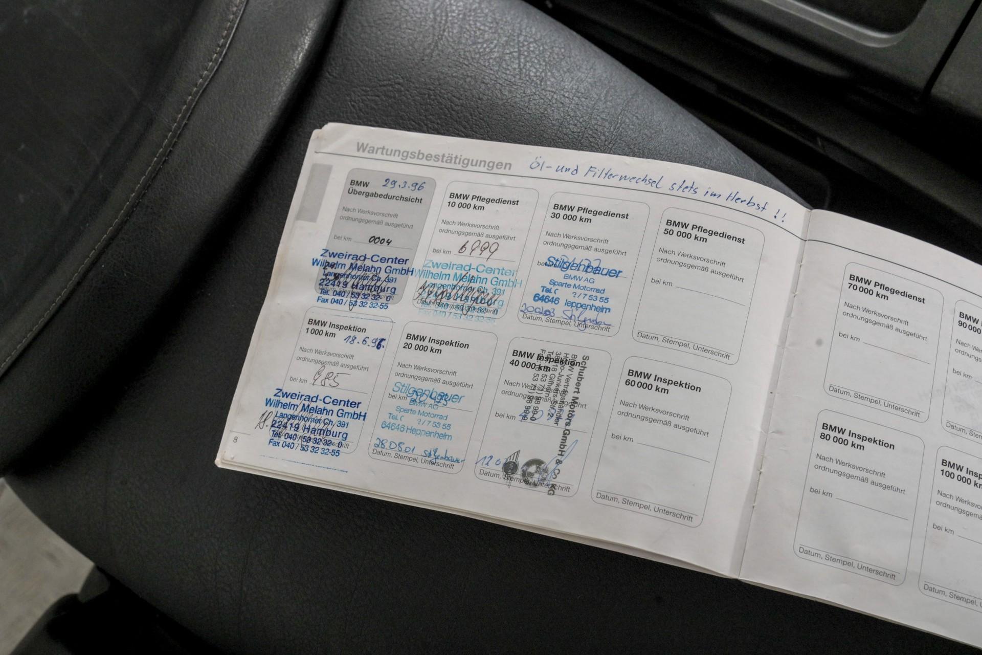 BMW  R 850 R Foto 37