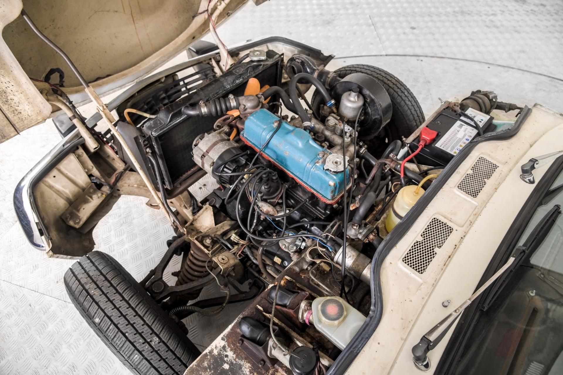 Triumph Spitfire 1500 TC overdrive Foto 43
