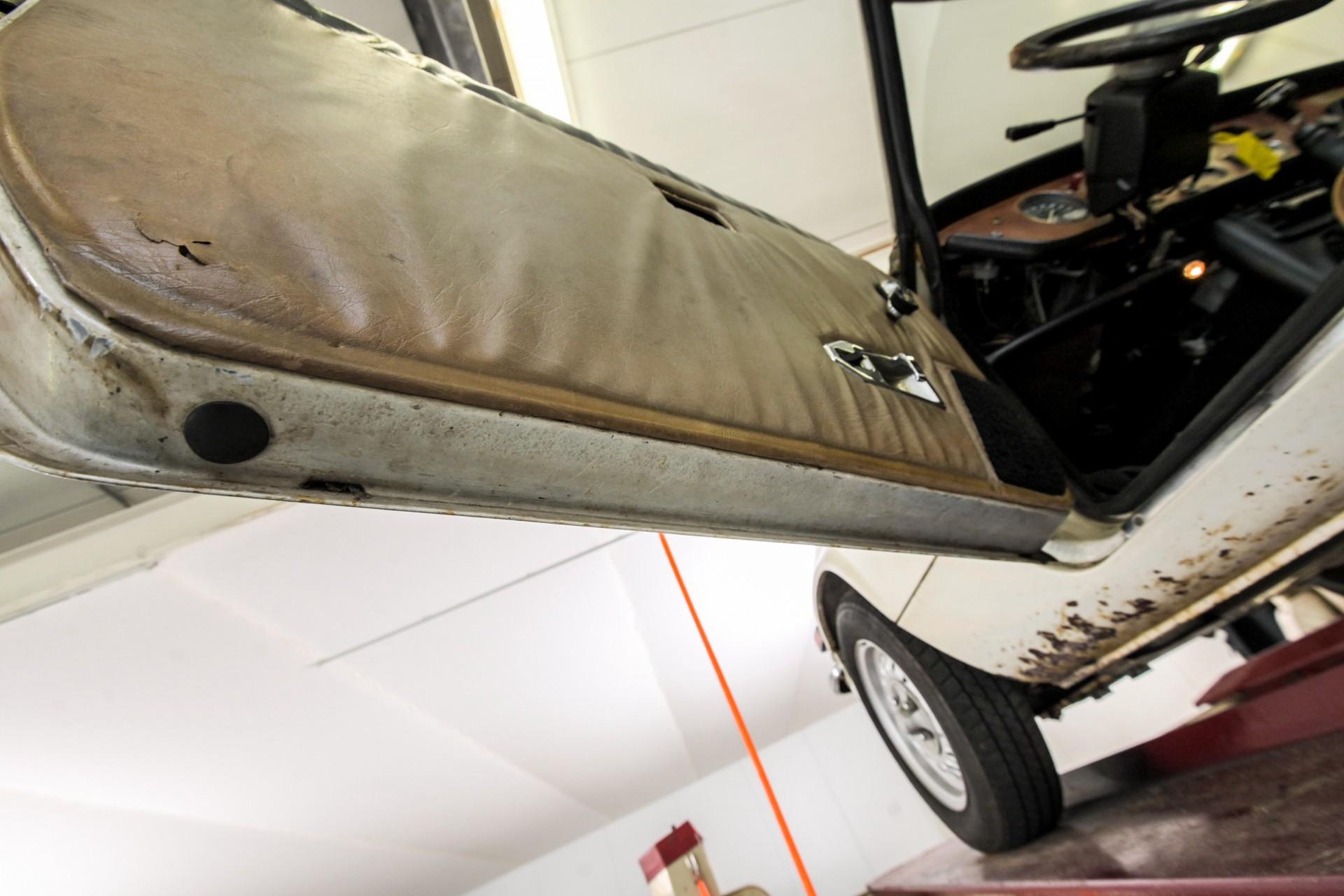 Triumph Spitfire 1500 TC overdrive Foto 72