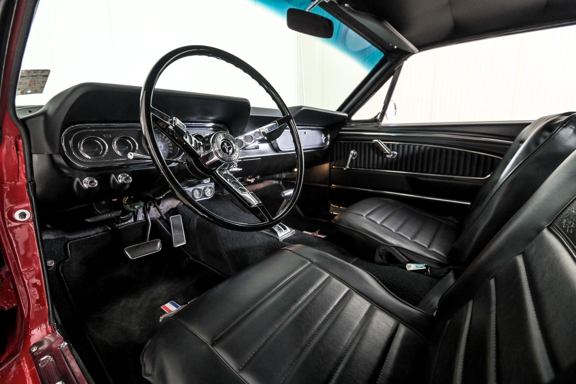 Ford Mustang V8 automaat Foto 10