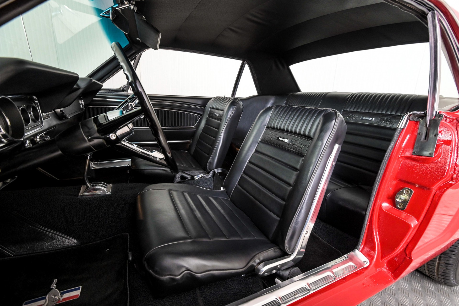 Ford Mustang V8 automaat Foto 11