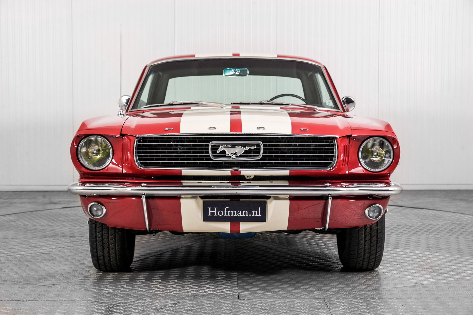 Ford Mustang V8 automaat Foto 12