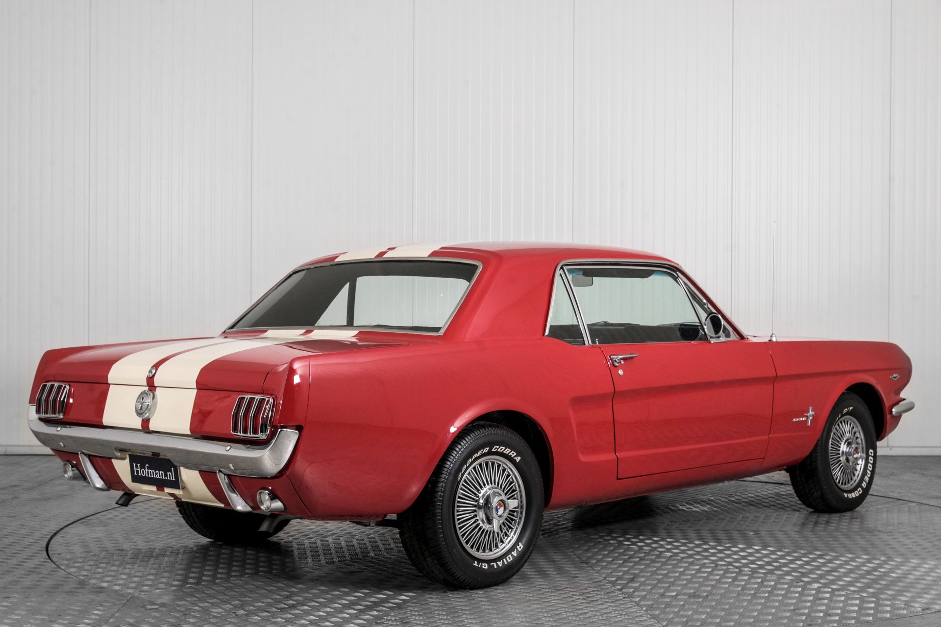 Ford Mustang V8 automaat Foto 2