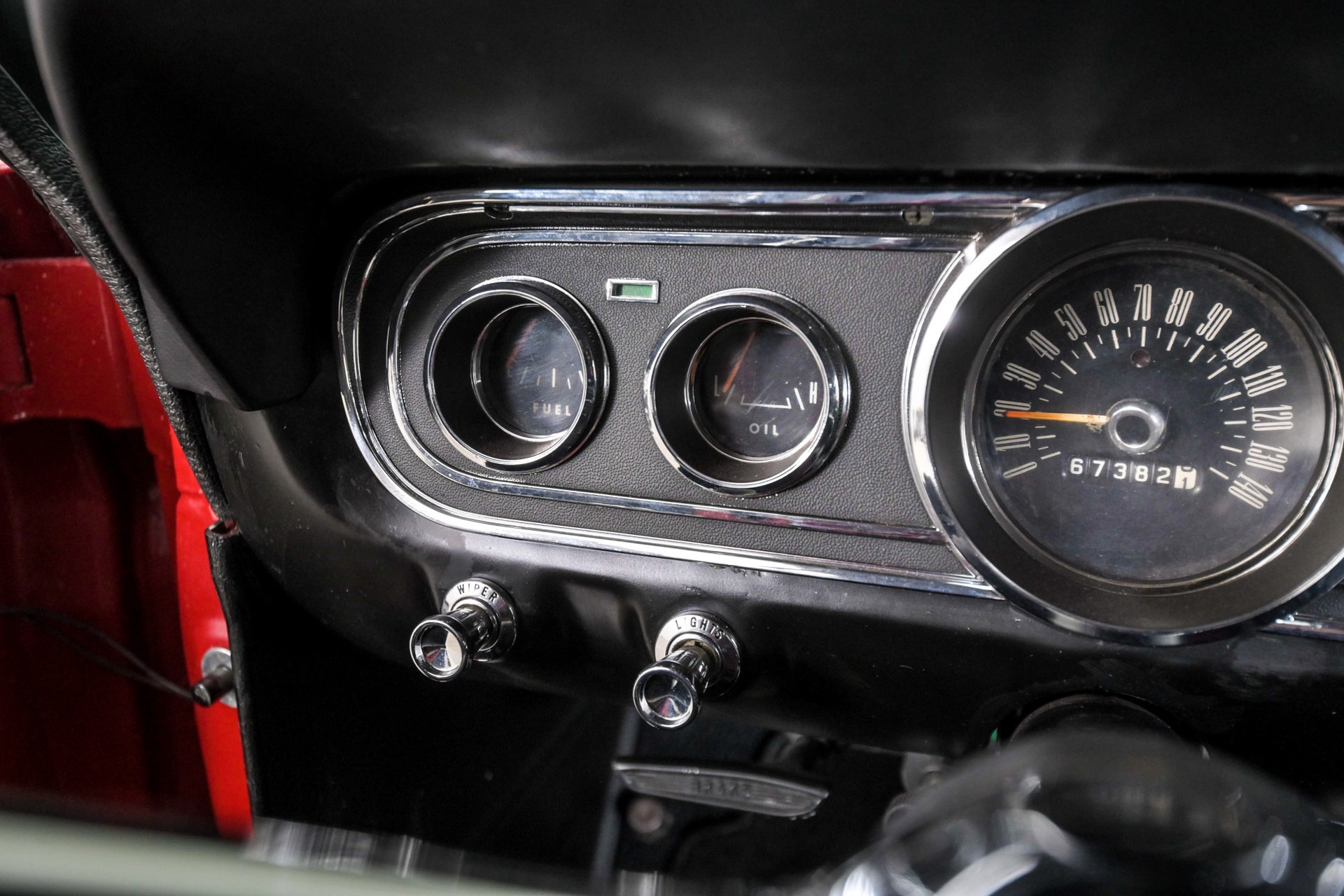 Ford Mustang V8 automaat Foto 23