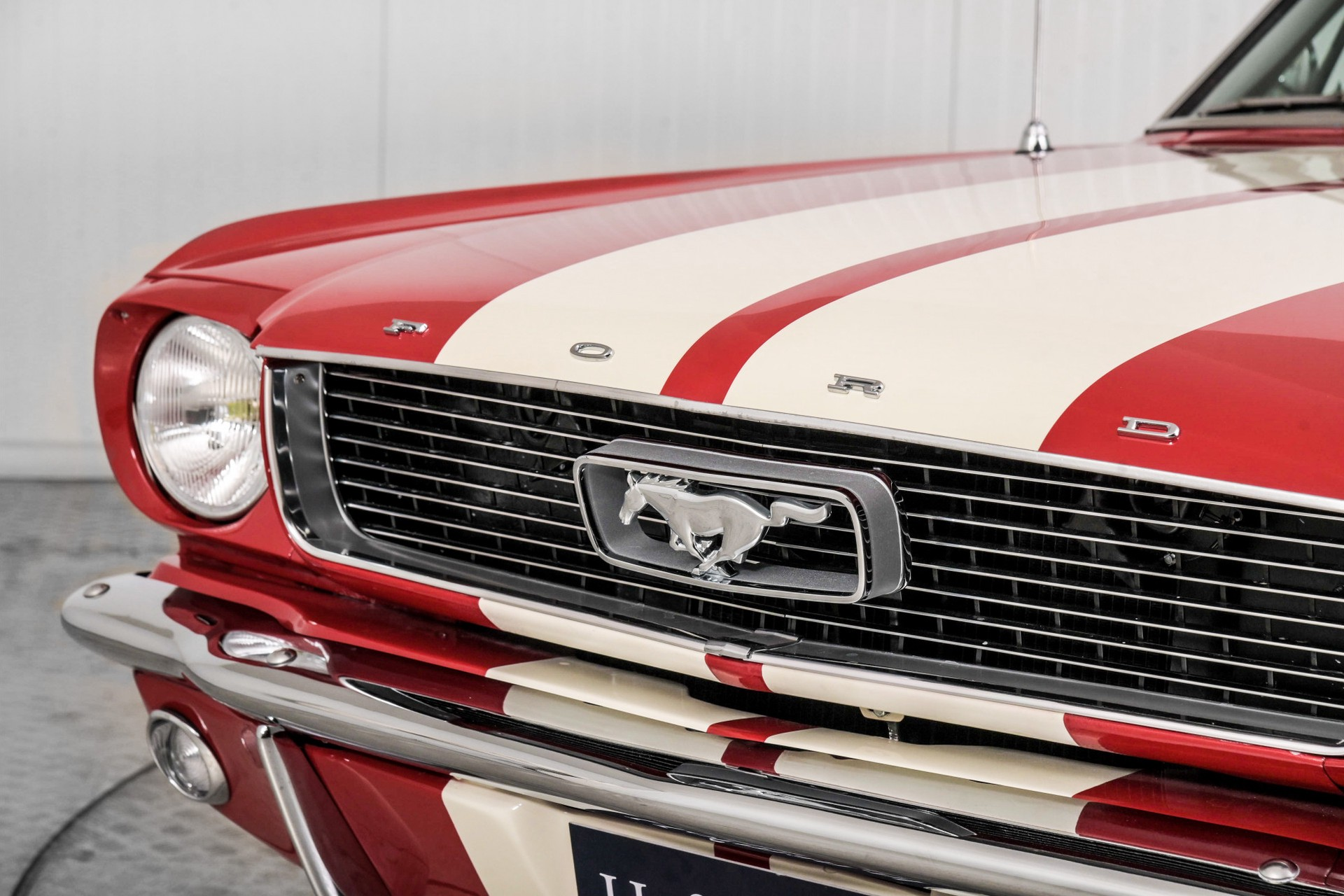 Ford Mustang V8 automaat Foto 24