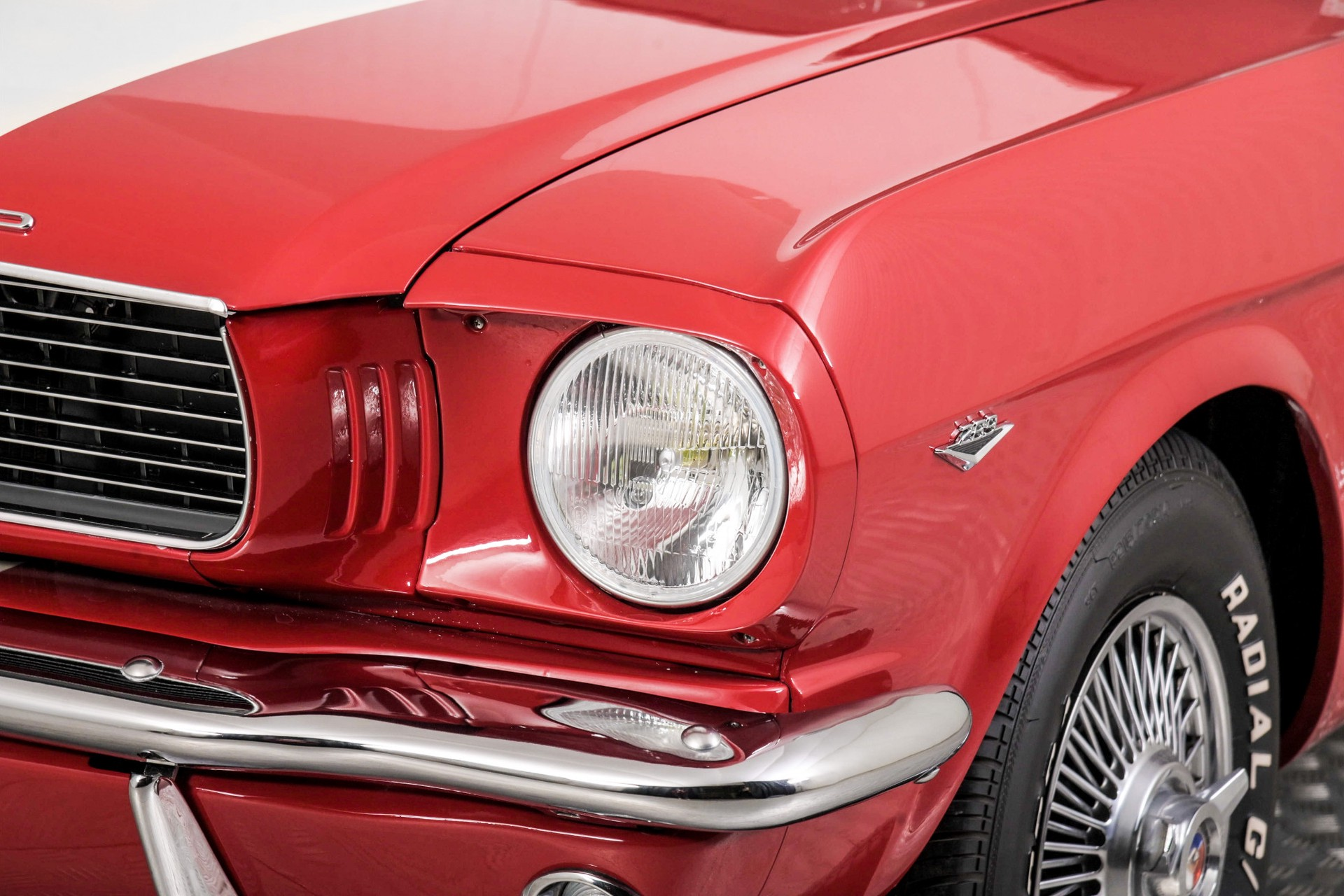 Ford Mustang V8 automaat Foto 25