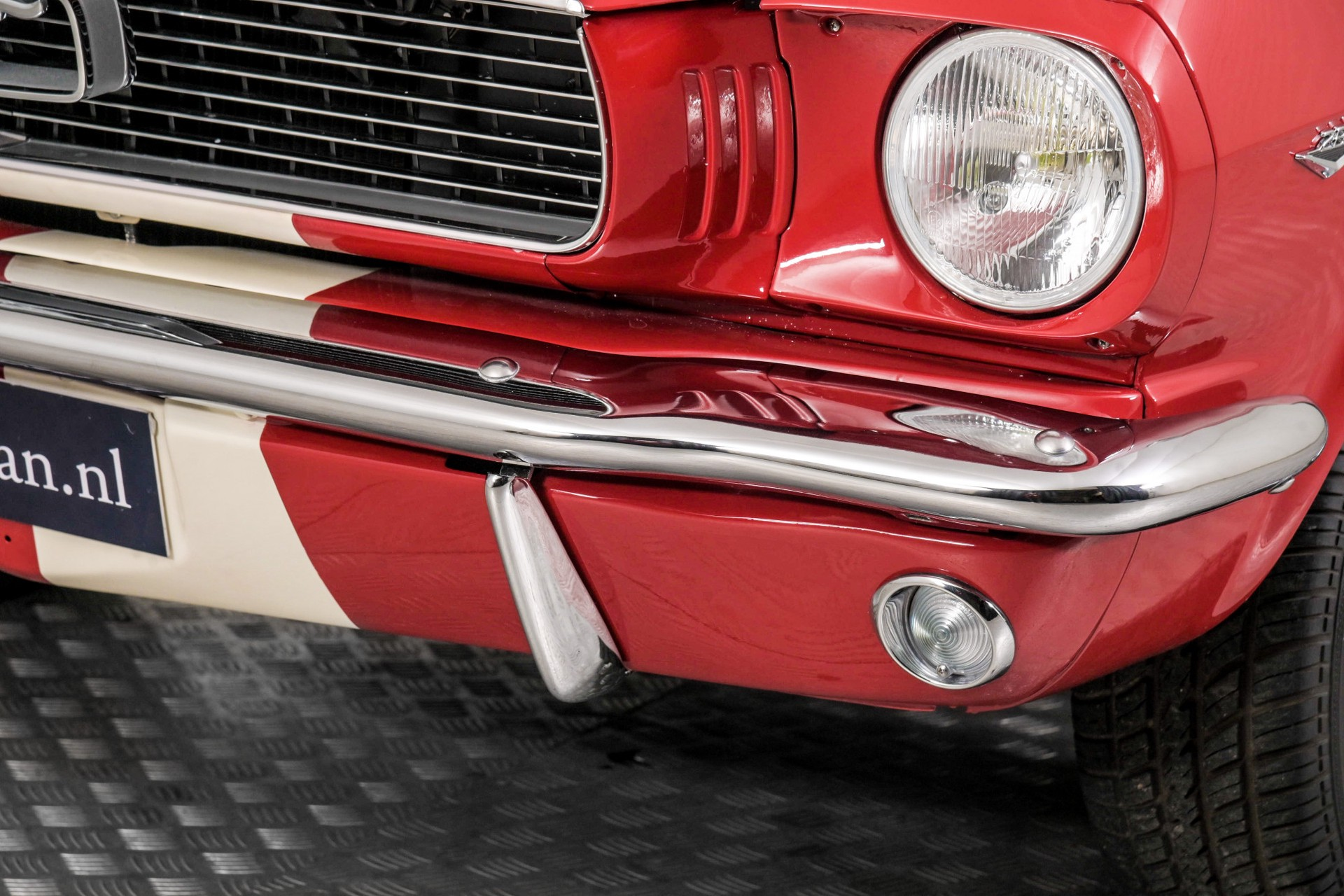 Ford Mustang V8 automaat Foto 28