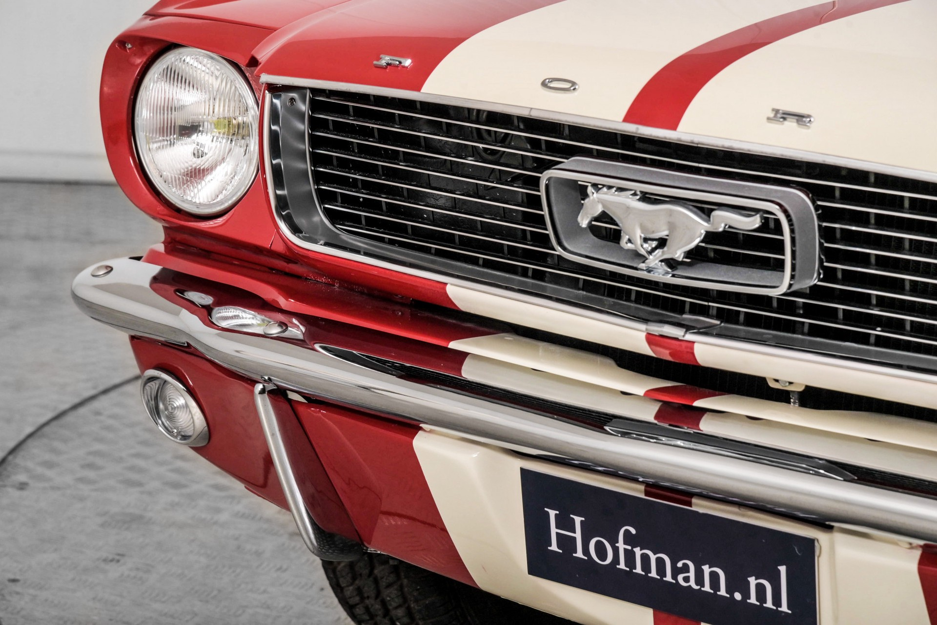 Ford Mustang V8 automaat Foto 29