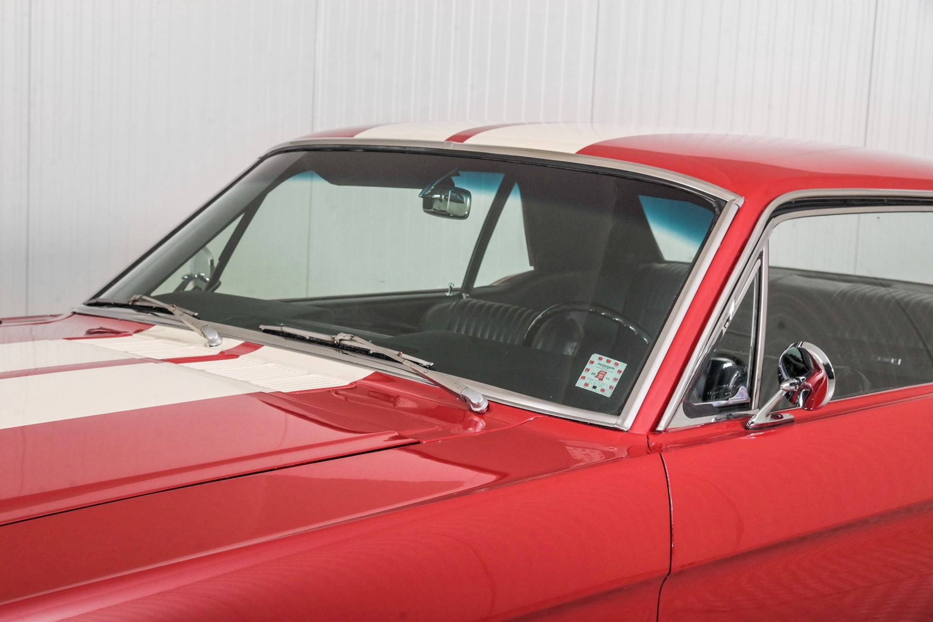 Ford Mustang V8 automaat Foto 34