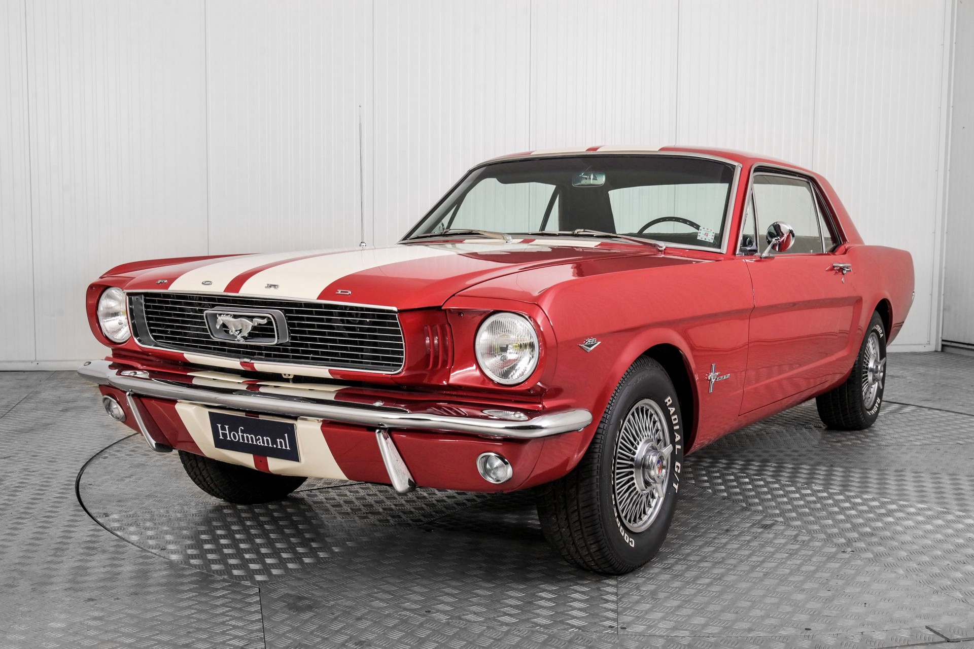 Ford Mustang V8 automaat Foto 35