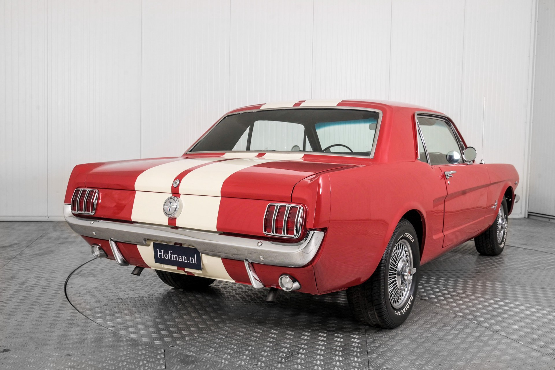 Ford Mustang V8 automaat Foto 36