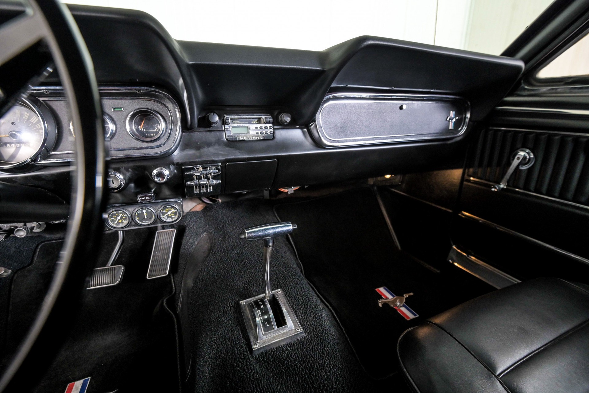 Ford Mustang V8 automaat Foto 39