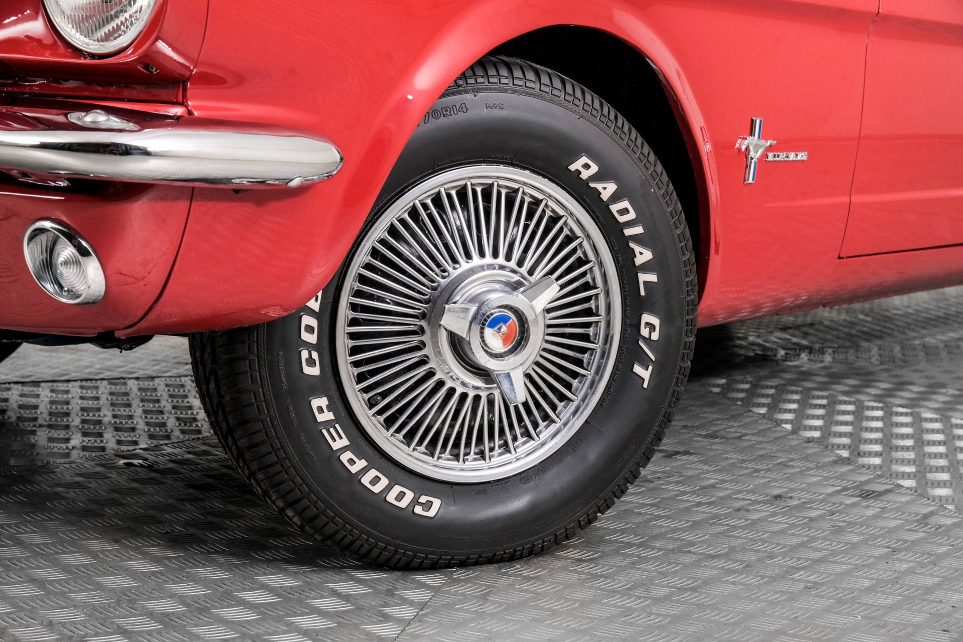 Ford Mustang V8 automaat Foto 4