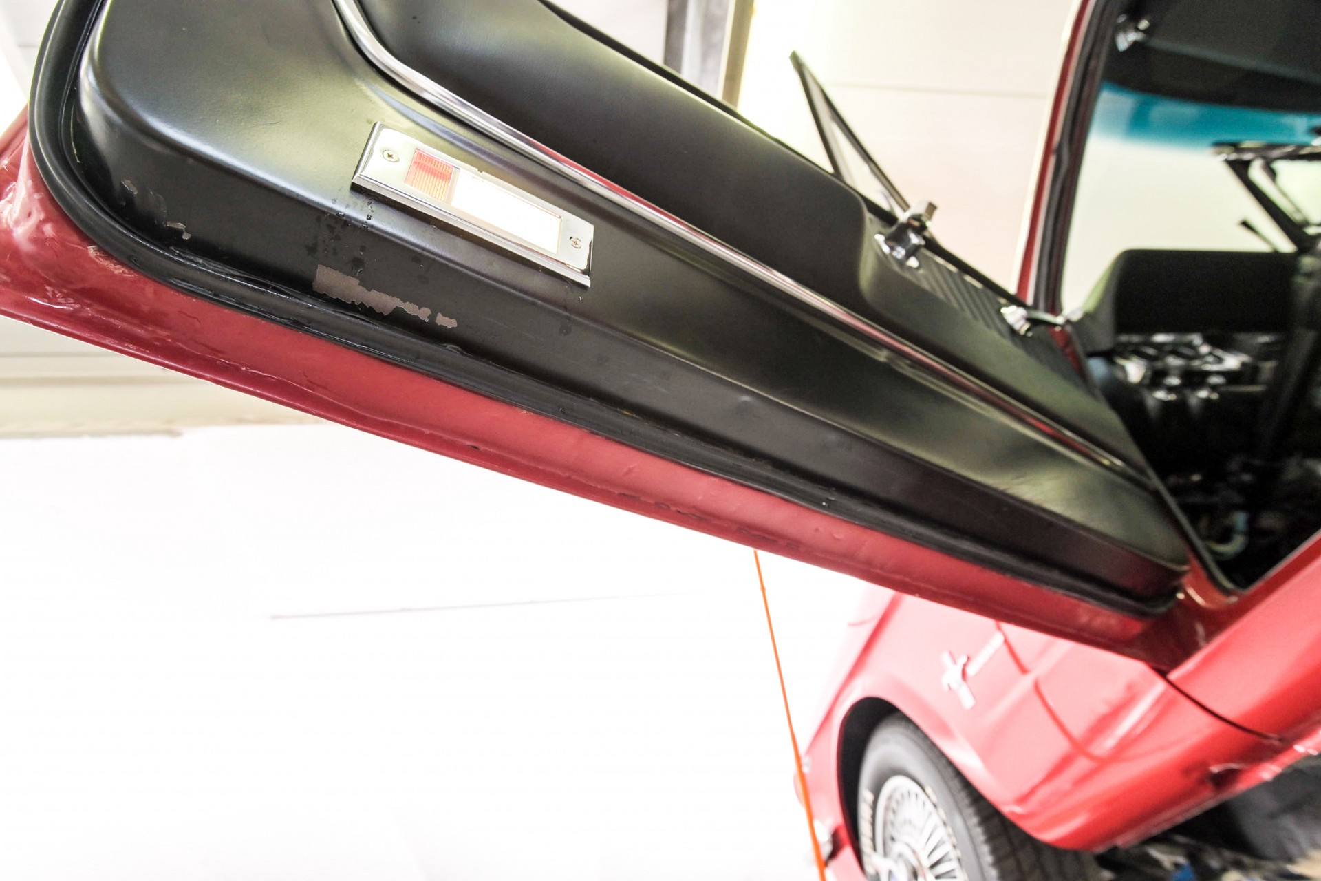 Ford Mustang V8 automaat Foto 43