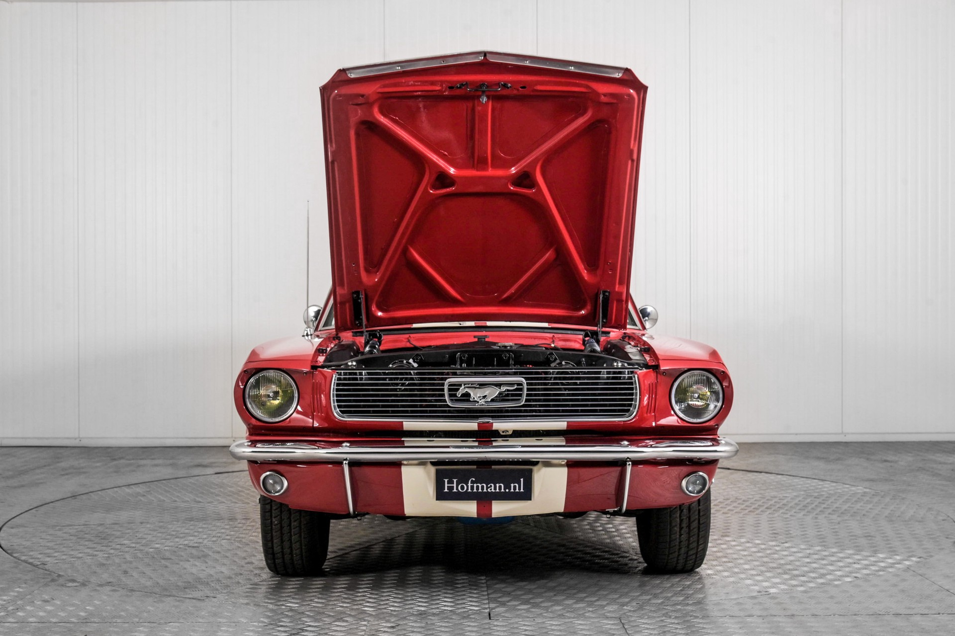 Ford Mustang V8 automaat Foto 50