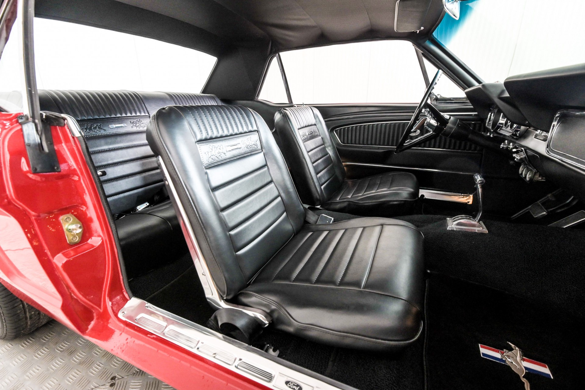 Ford Mustang V8 automaat Foto 52