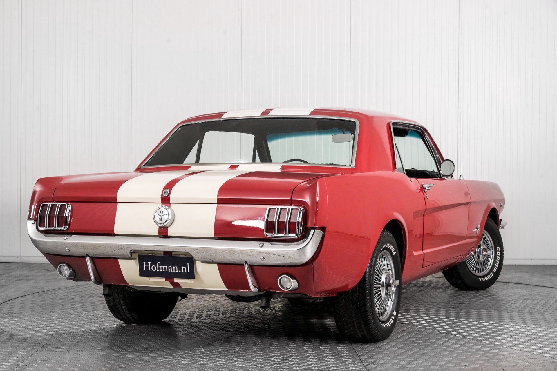 Ford Mustang V8 automaat Foto 54