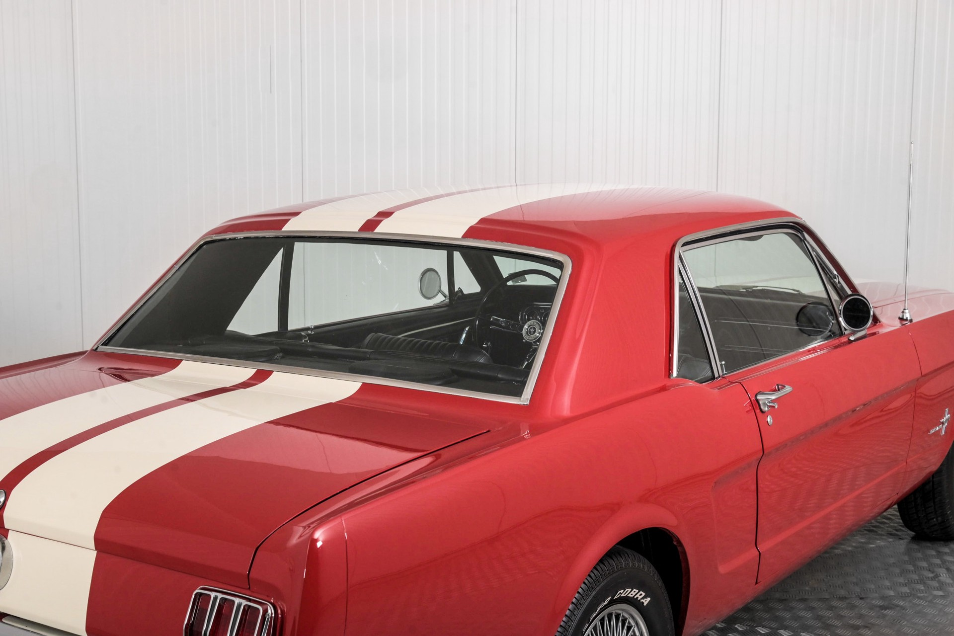 Ford Mustang V8 automaat Foto 55