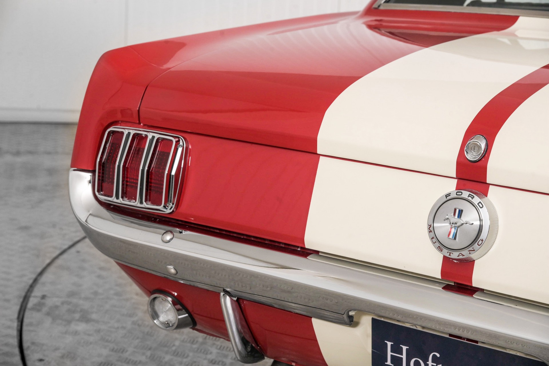Ford Mustang V8 automaat Foto 56