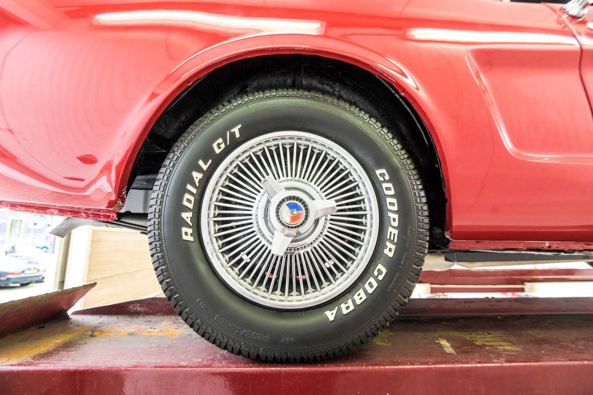 Ford Mustang V8 automaat Foto 60