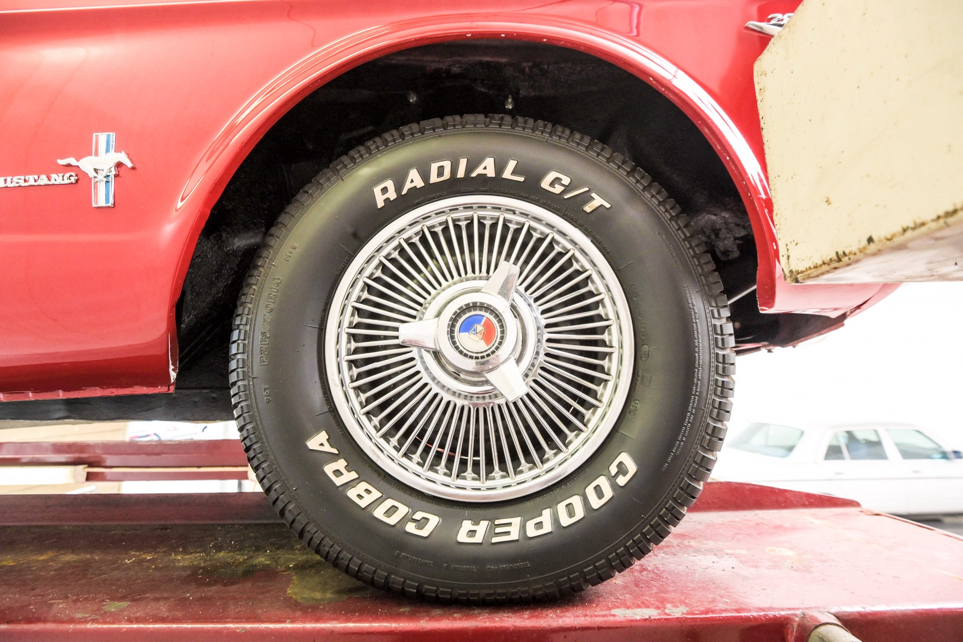 Ford Mustang V8 automaat Foto 62