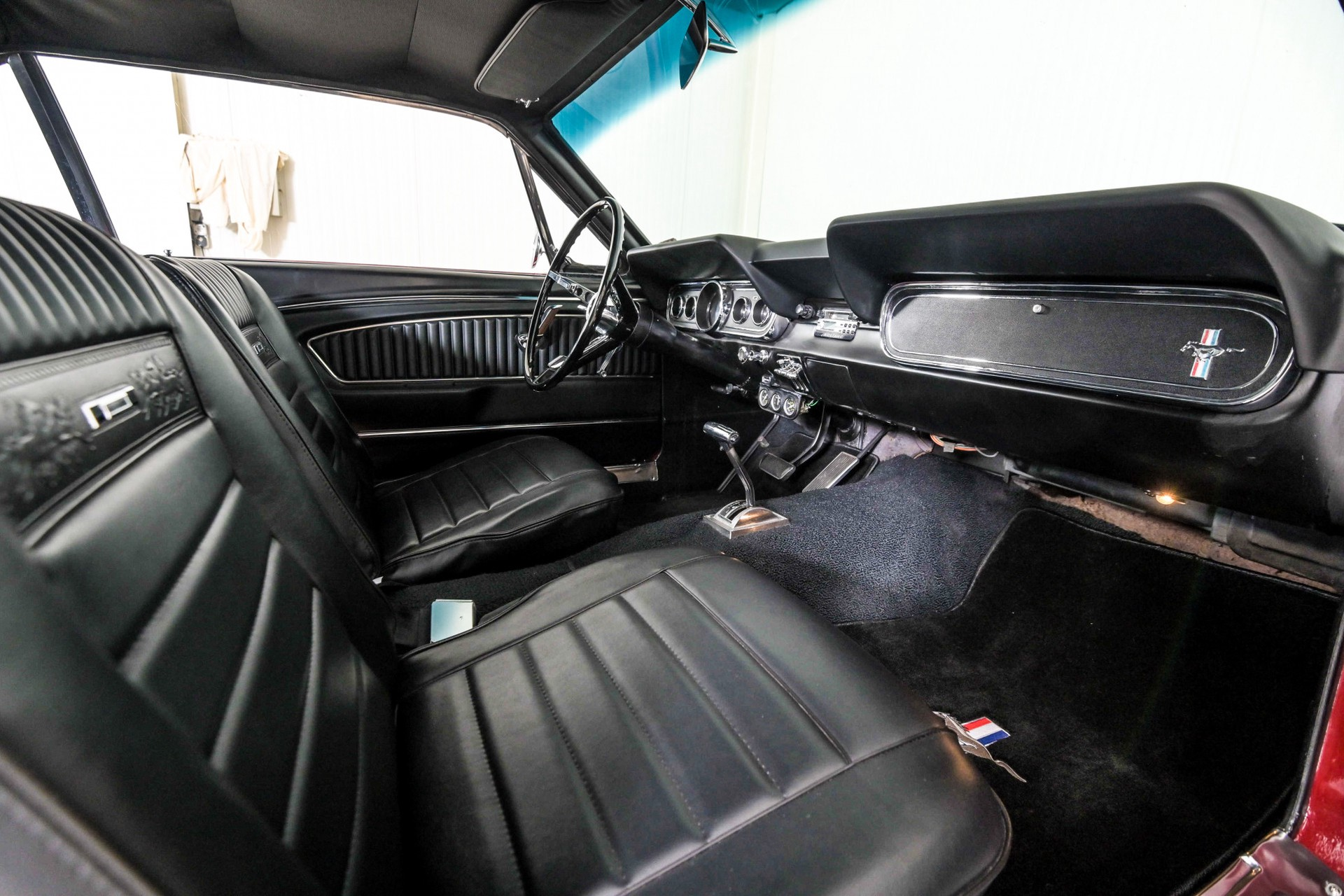 Ford Mustang V8 automaat Foto 66