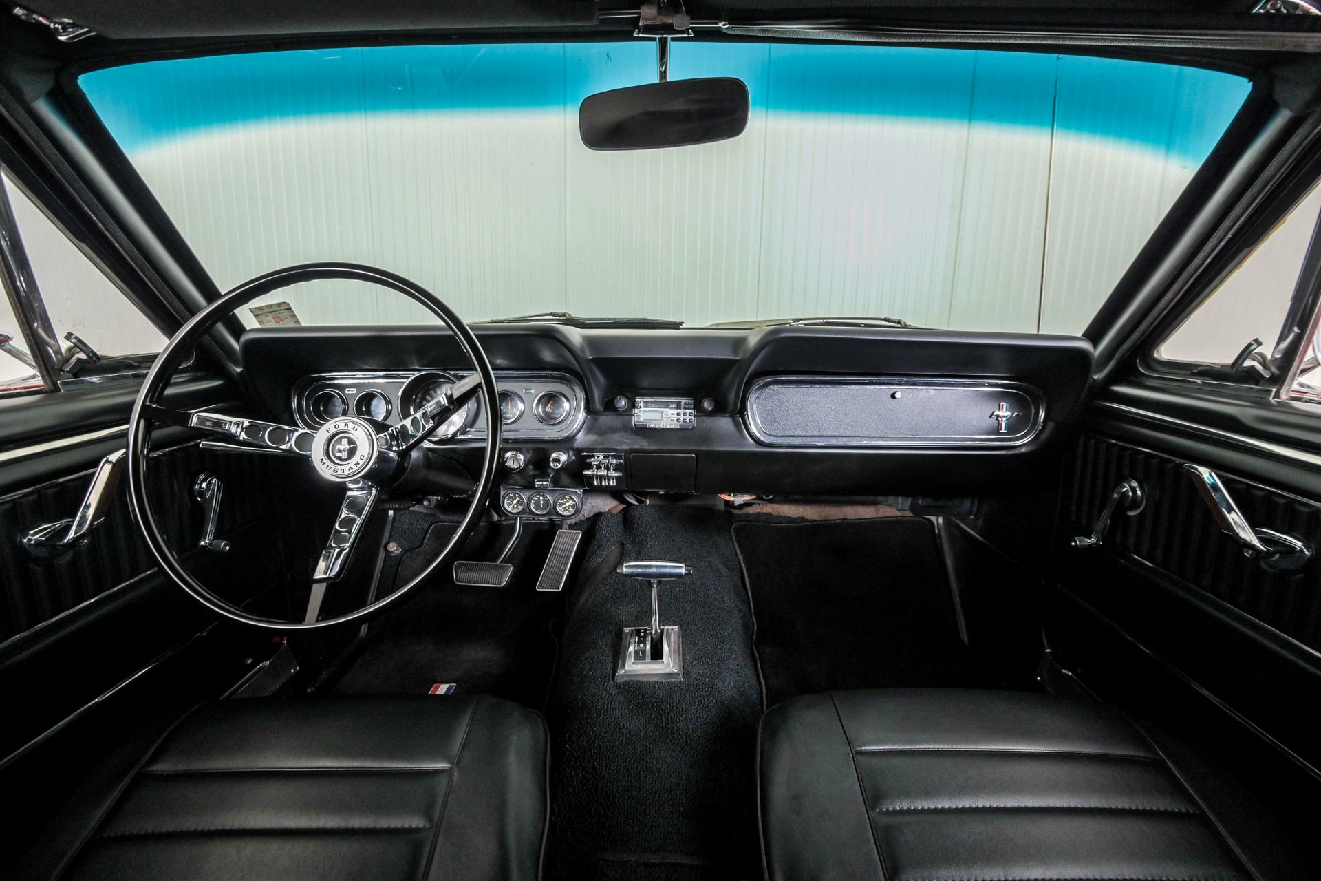 Ford Mustang V8 automaat Foto 7