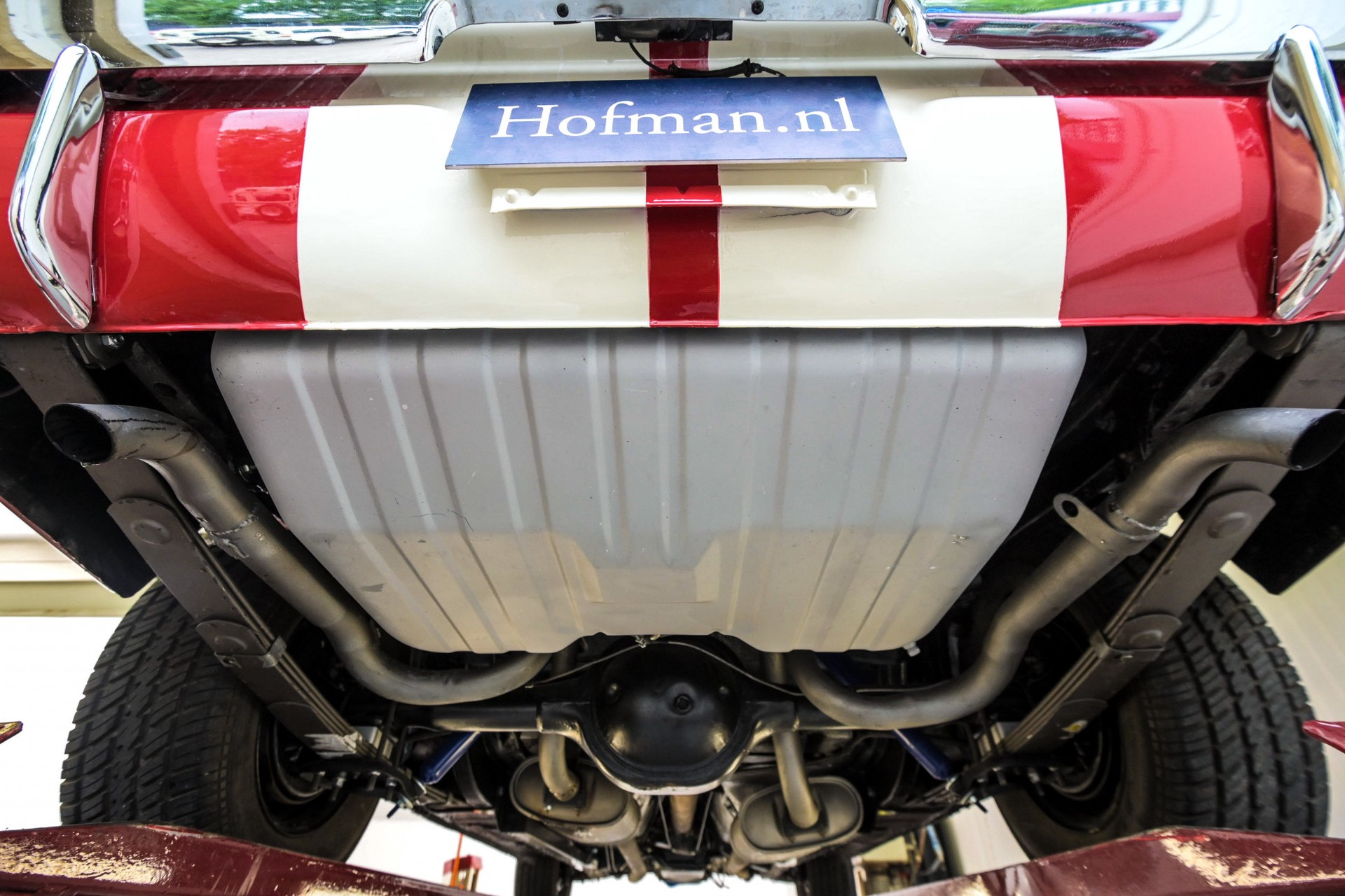 Ford Mustang V8 automaat Foto 71