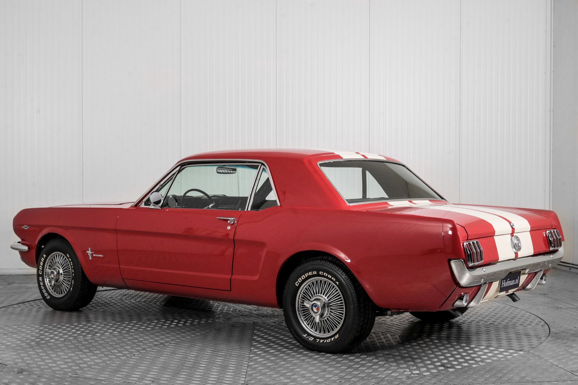 Ford Mustang V8 automaat Foto 9