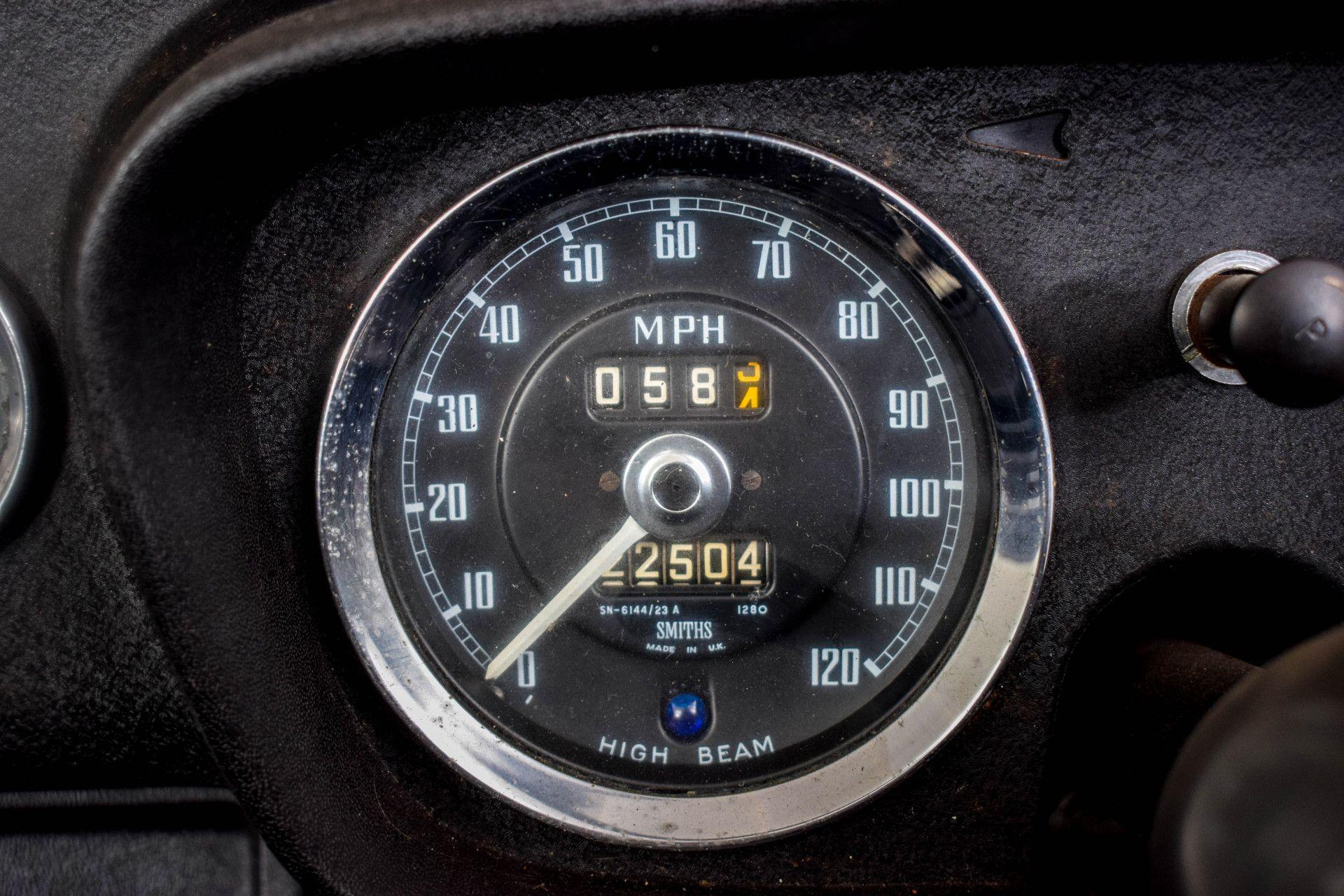MG B MGB Roadster Foto 11