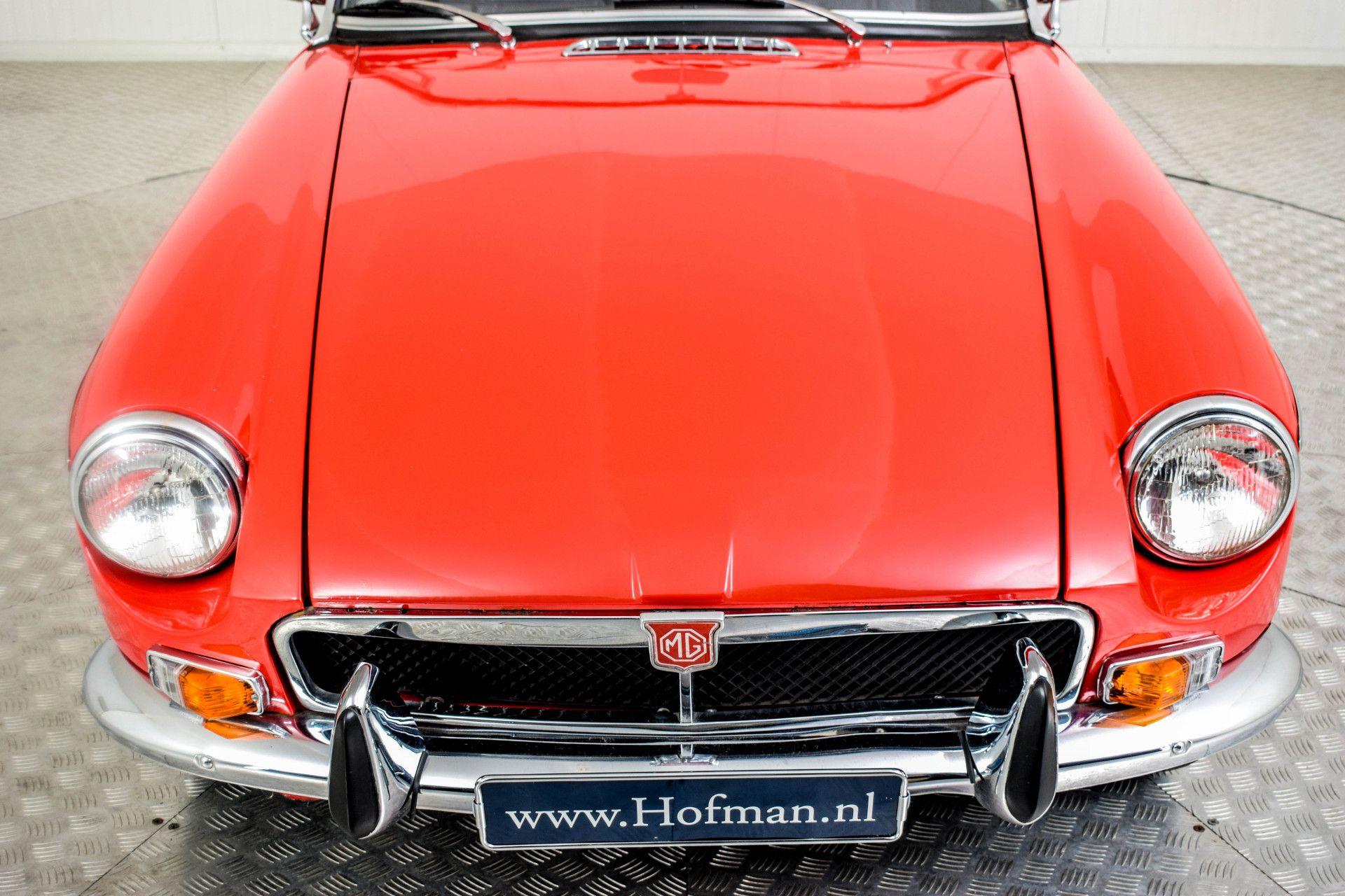 MG B MGB Roadster Foto 22