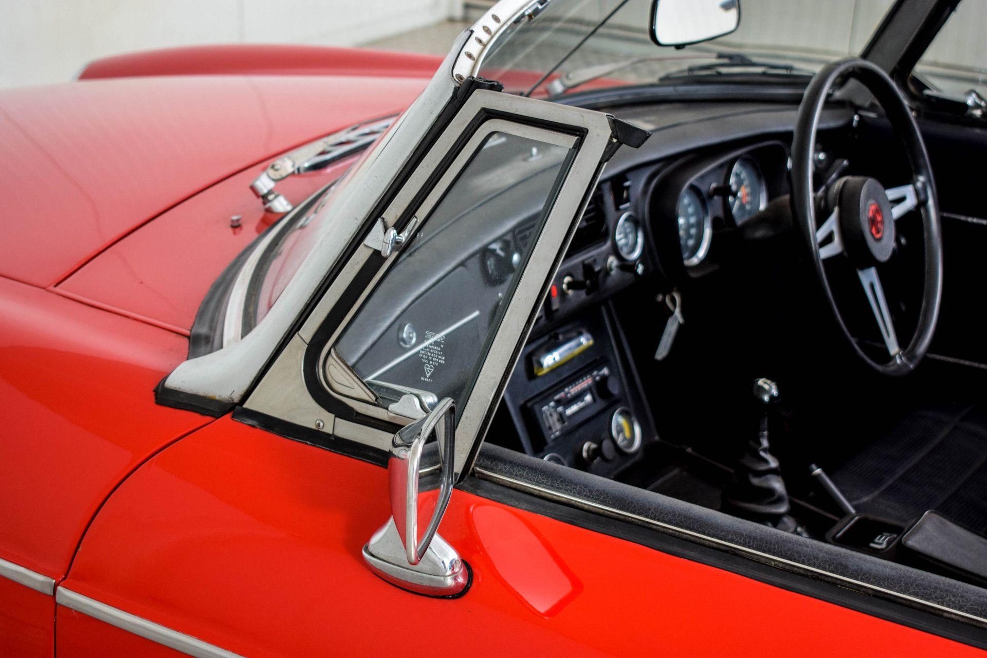 MG B MGB Roadster Foto 27