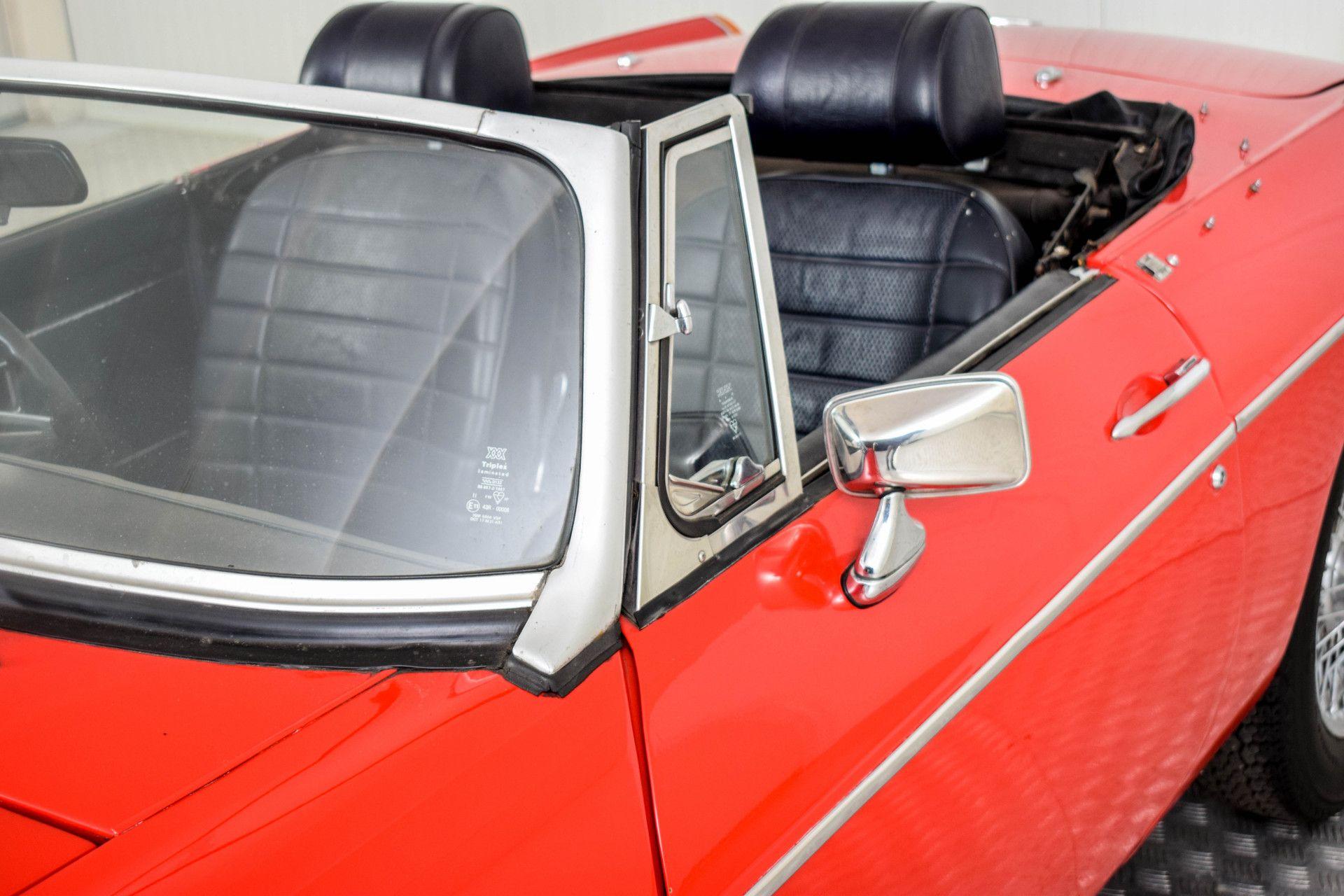 MG B MGB Roadster Foto 30