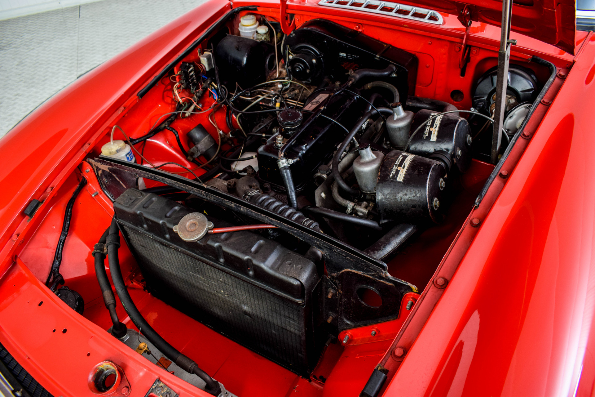 MG B MGB Roadster Foto 35
