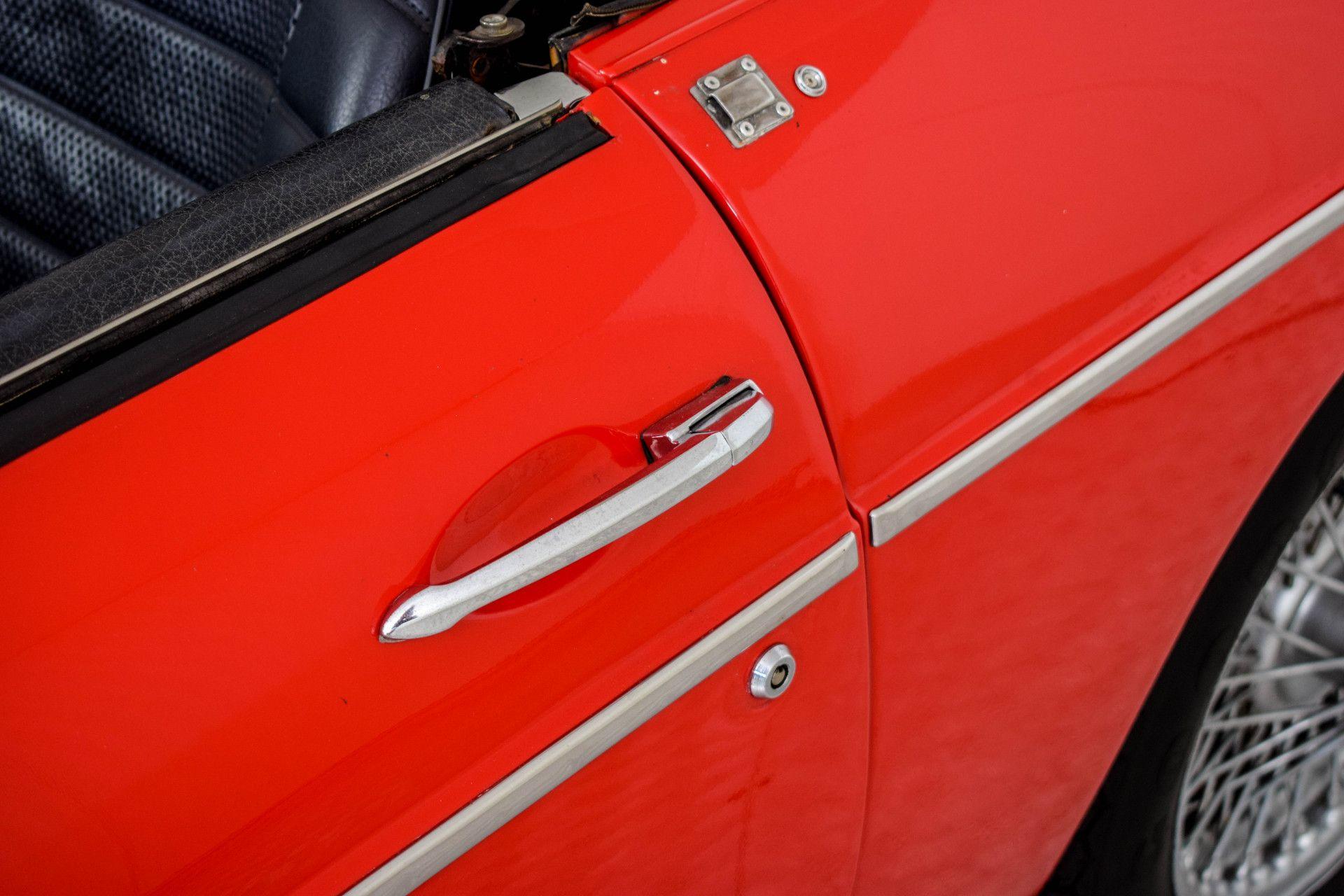 MG B MGB Roadster Foto 36