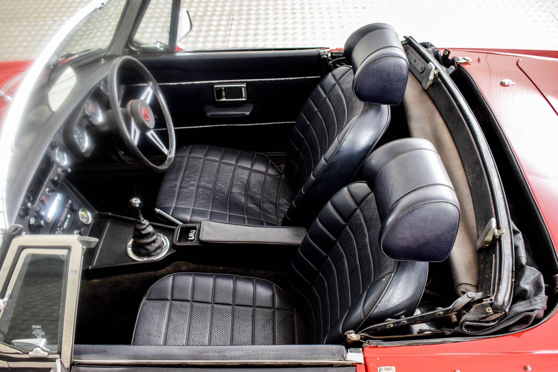 MG B MGB Roadster Foto 37