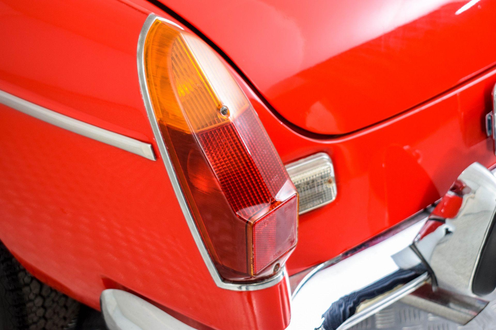 MG B MGB Roadster Foto 43