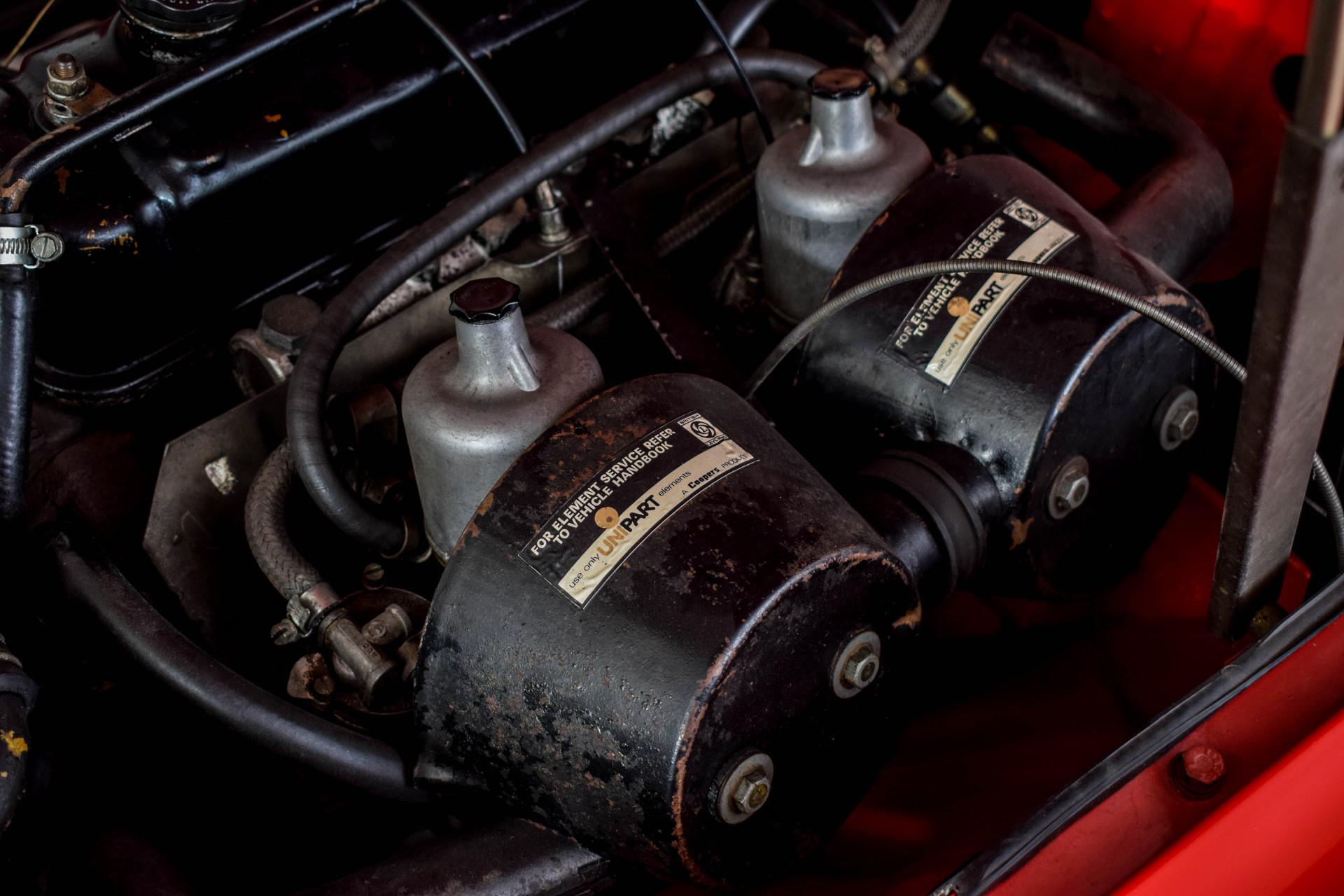 MG B MGB Roadster Foto 53
