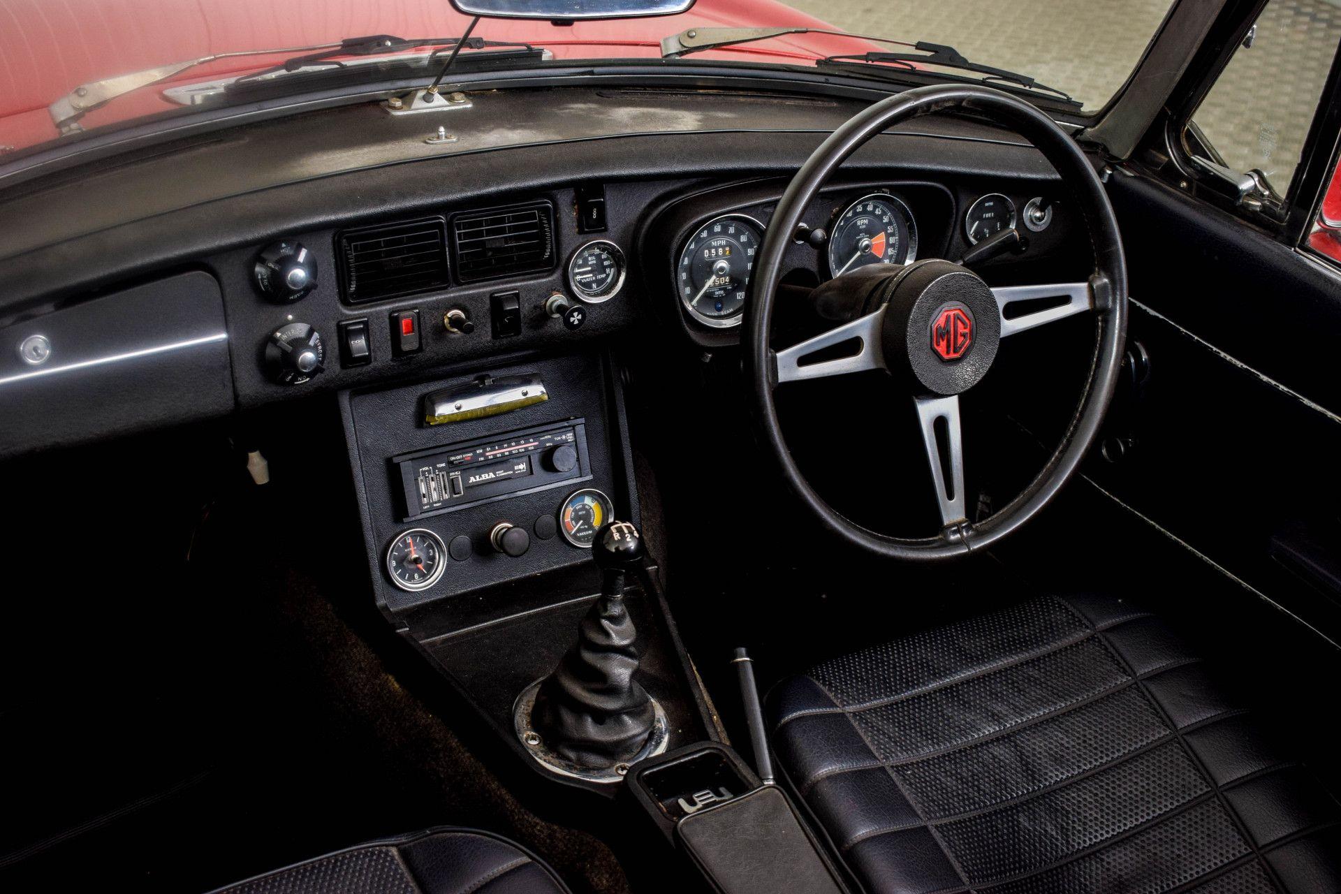 MG B MGB Roadster Foto 6