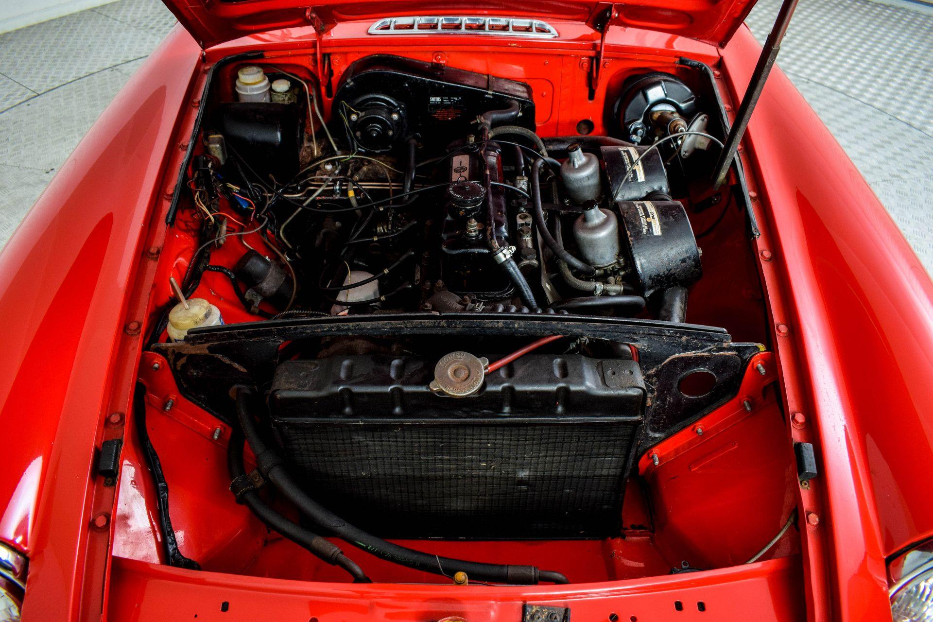 MG B MGB Roadster Foto 8