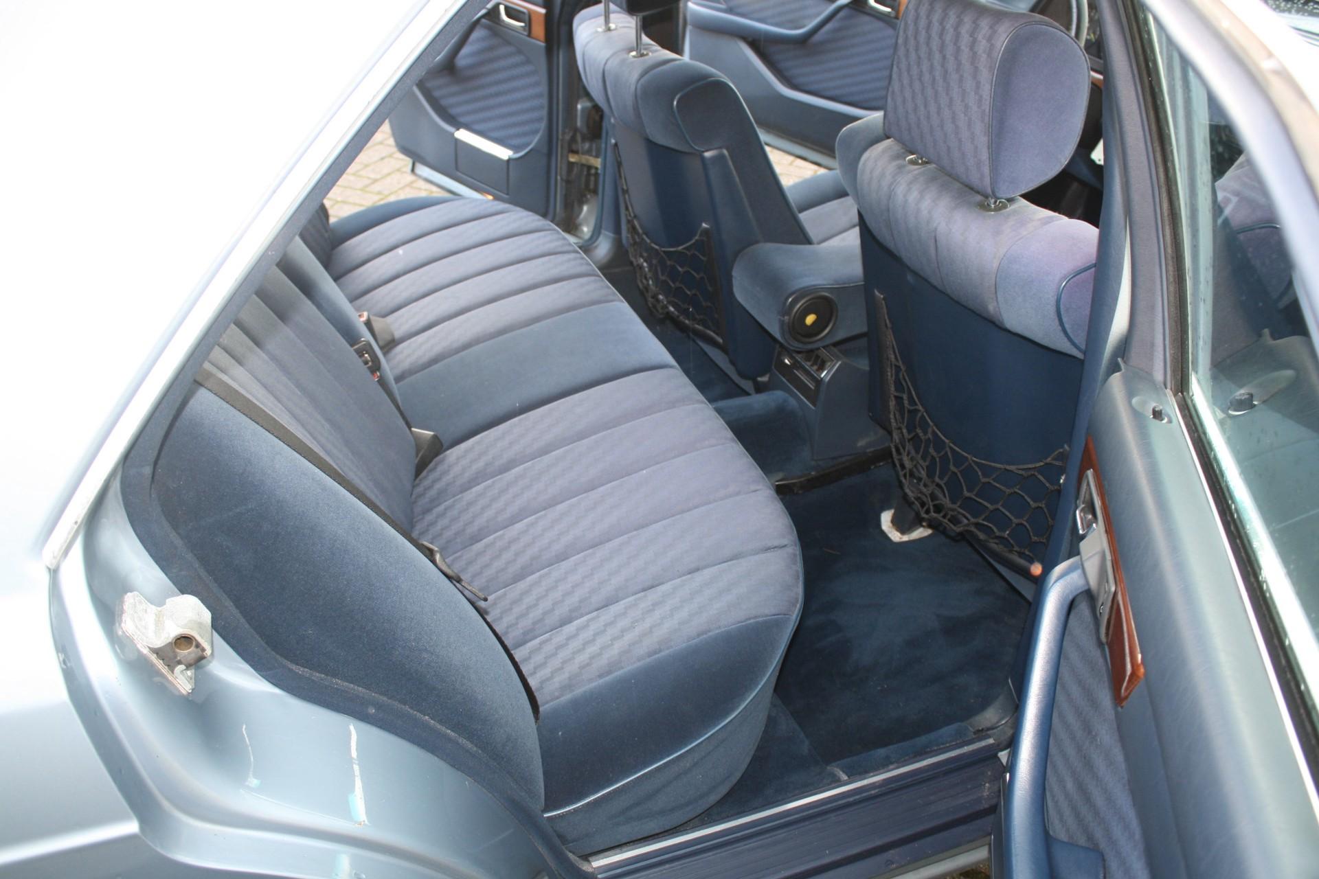 Mercedes-Benz S-Klasse 420 SEL Foto 6