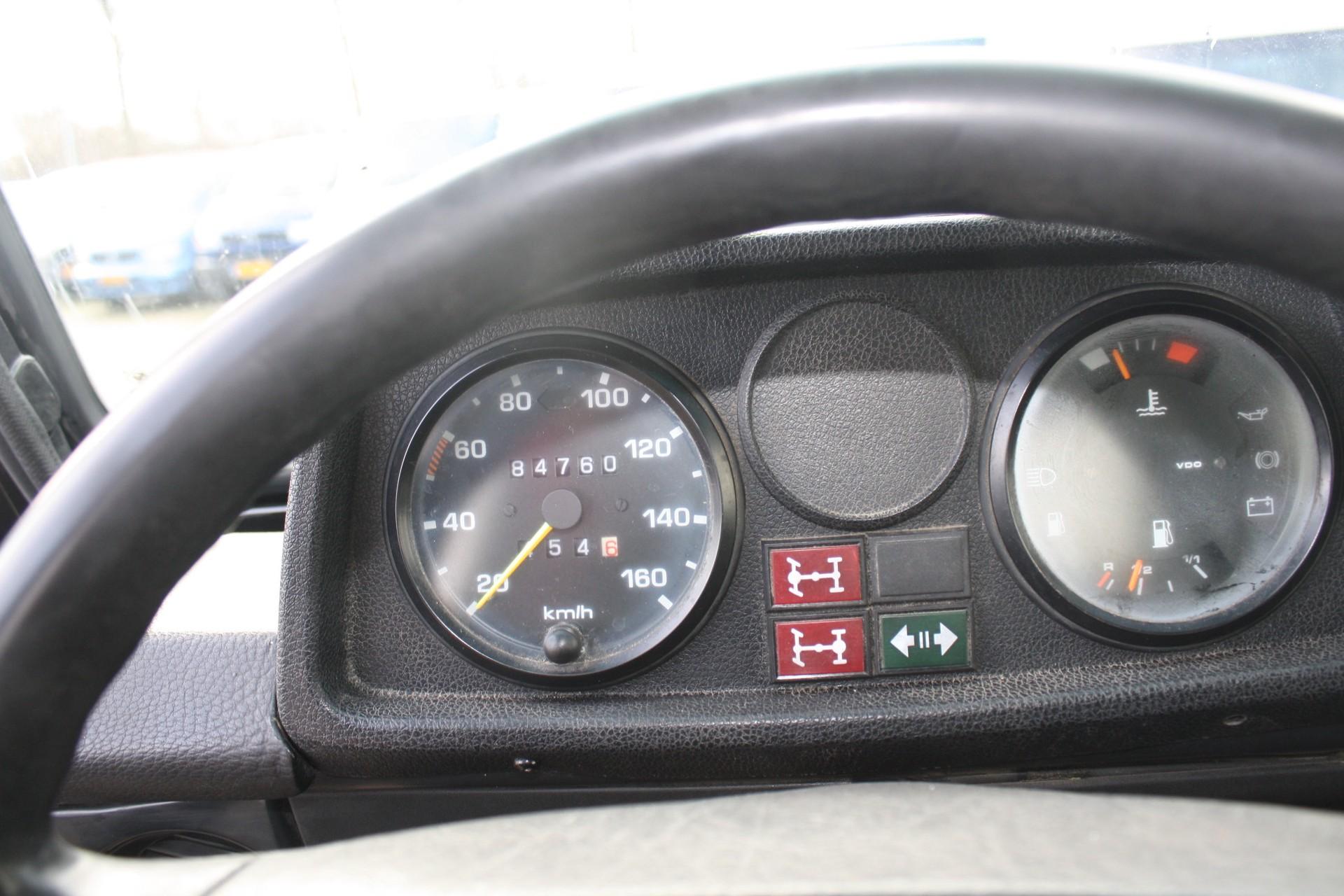 Mercedes-Benz G-Klasse 300 GD Foto 7