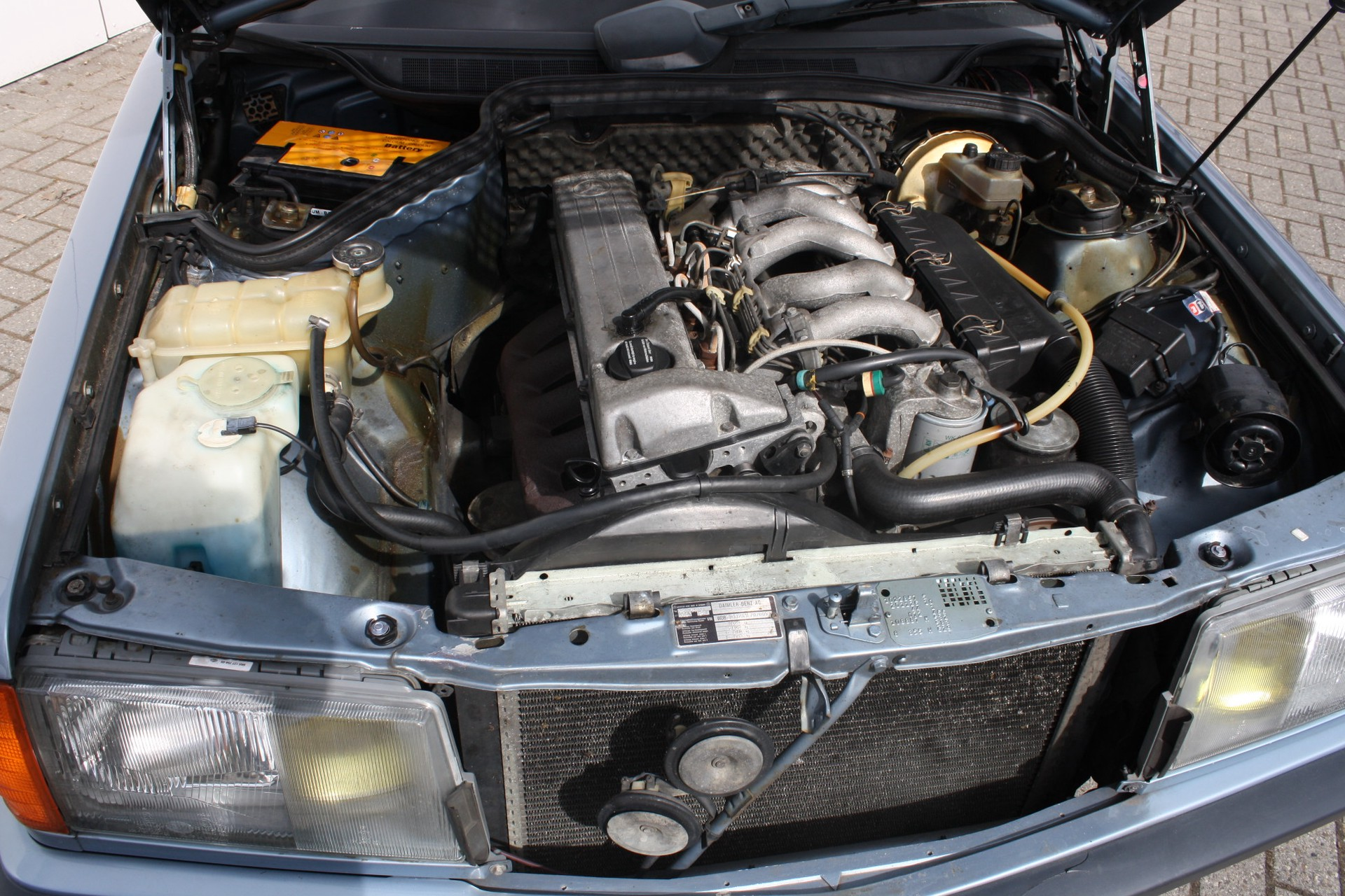Mercedes-Benz 190 2.5 D Foto 9