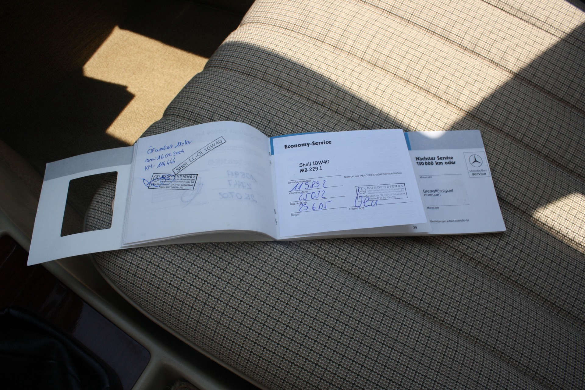 Mercedes-Benz 190 2.0 D maar 136000 km! Foto 11