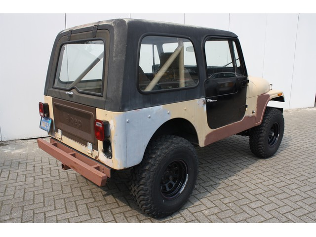jeep cj 7 4x4 californische import hard en gaaf hofman leek. Black Bedroom Furniture Sets. Home Design Ideas