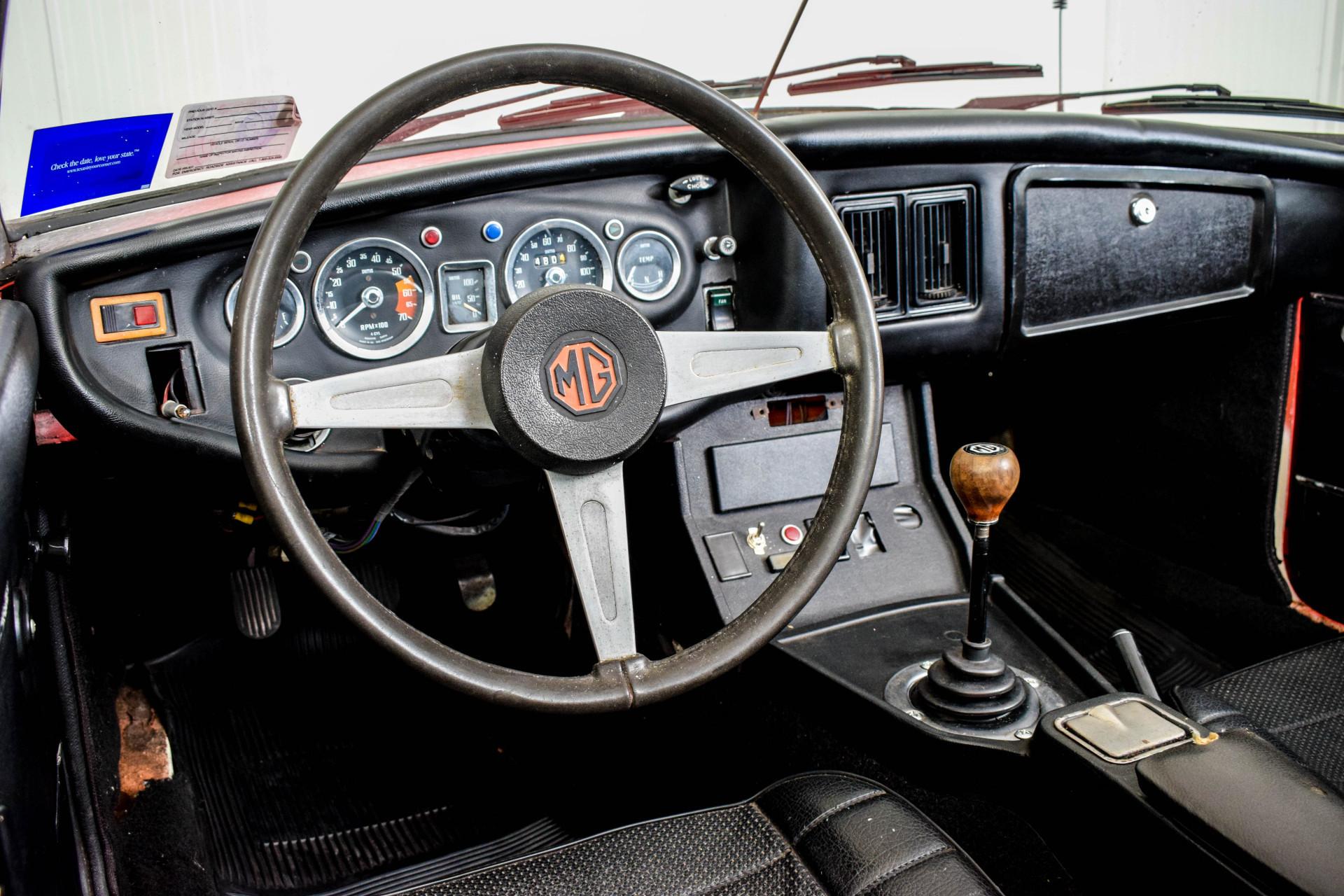 MG B MGB Roadster Foto 17
